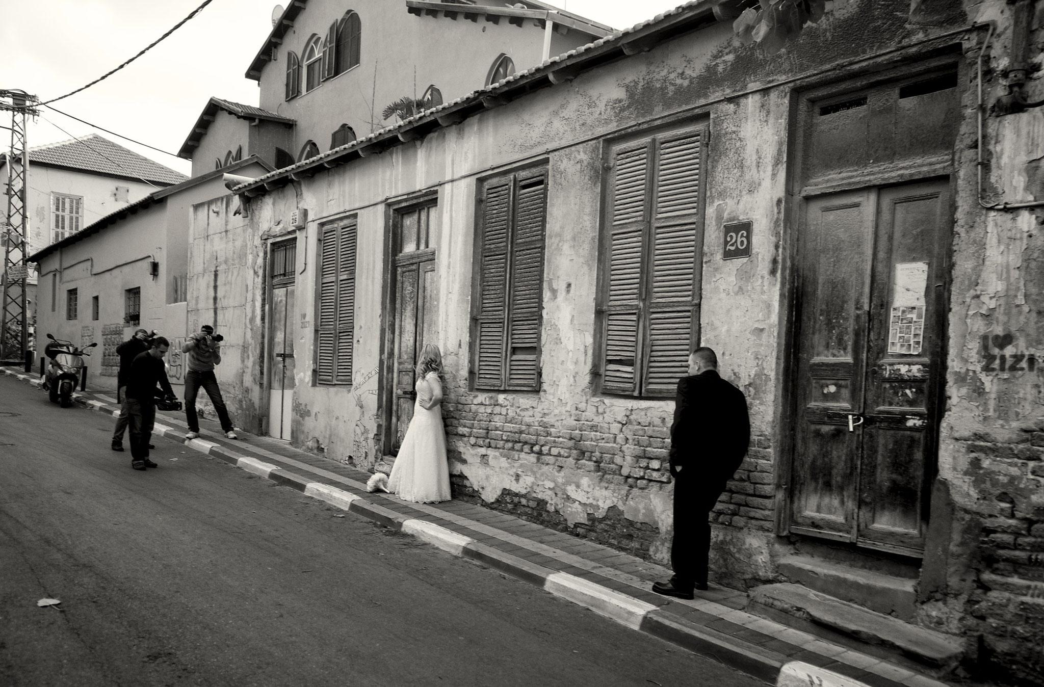 Subjekt Braut, Newe Zedek, Tel Aviv