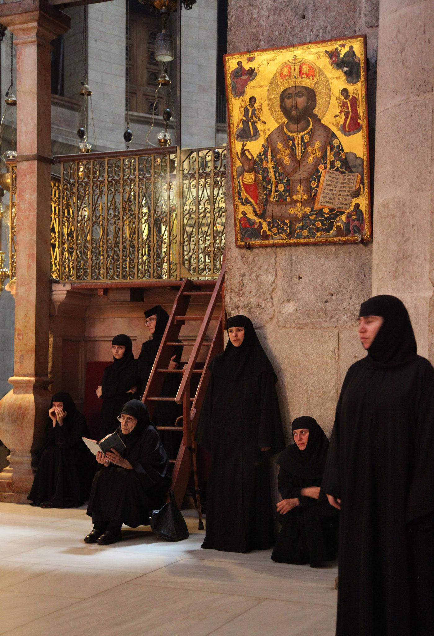 Römisch-katholischer Teil der Grabeskirche, Jerusalem