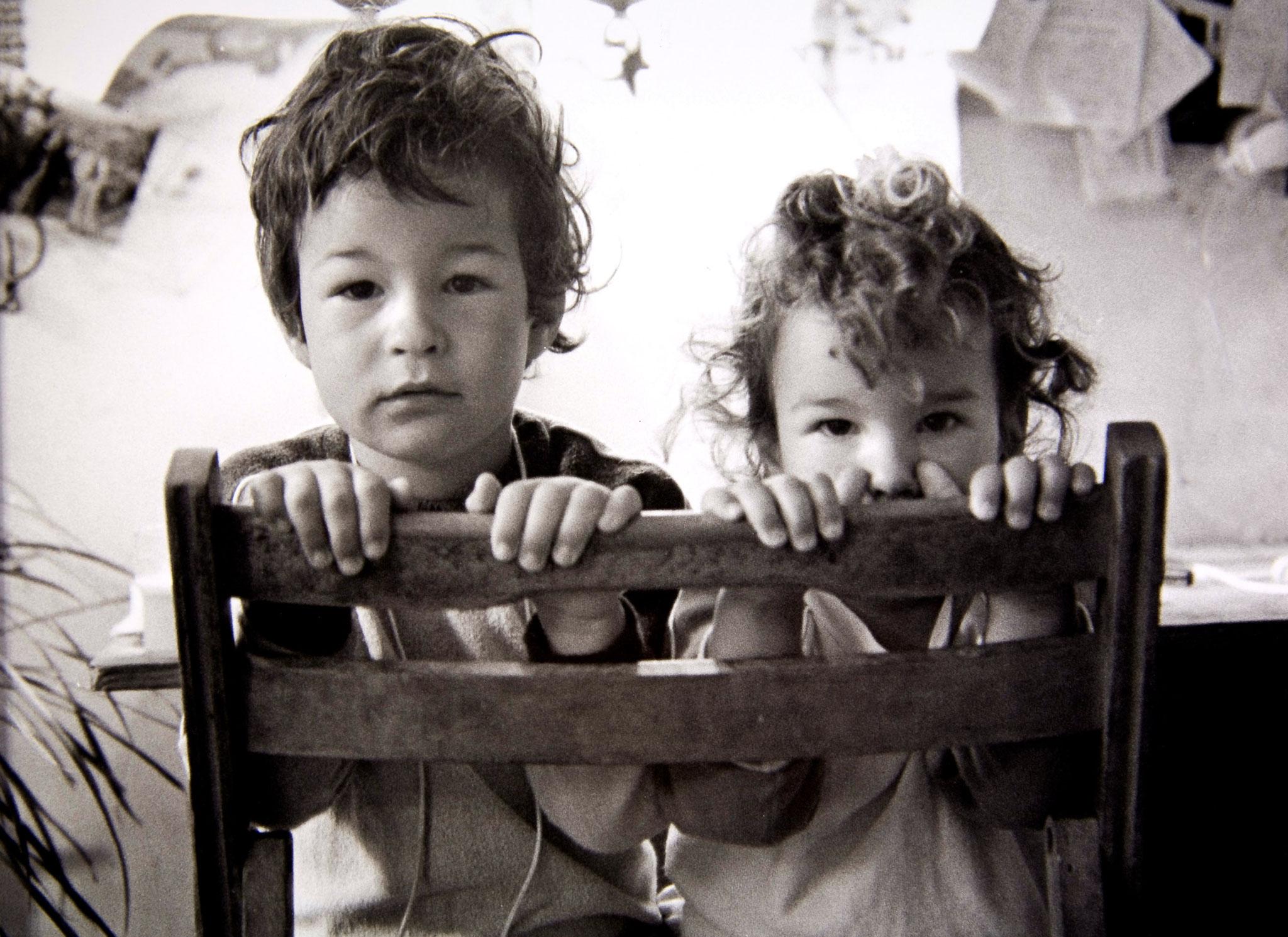 Jonatan und Laura, Tel Aviv