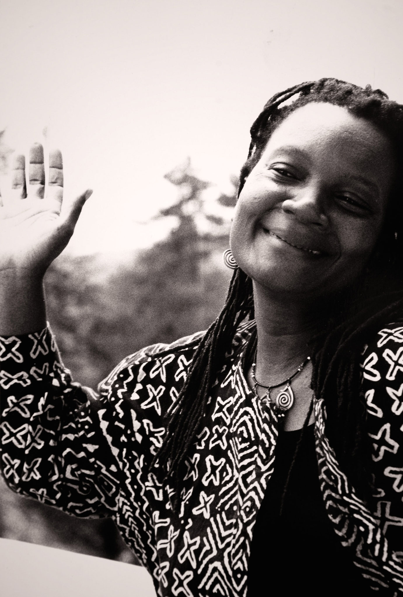 Yvonne Vera, Schriftstellerin, Simbabwe