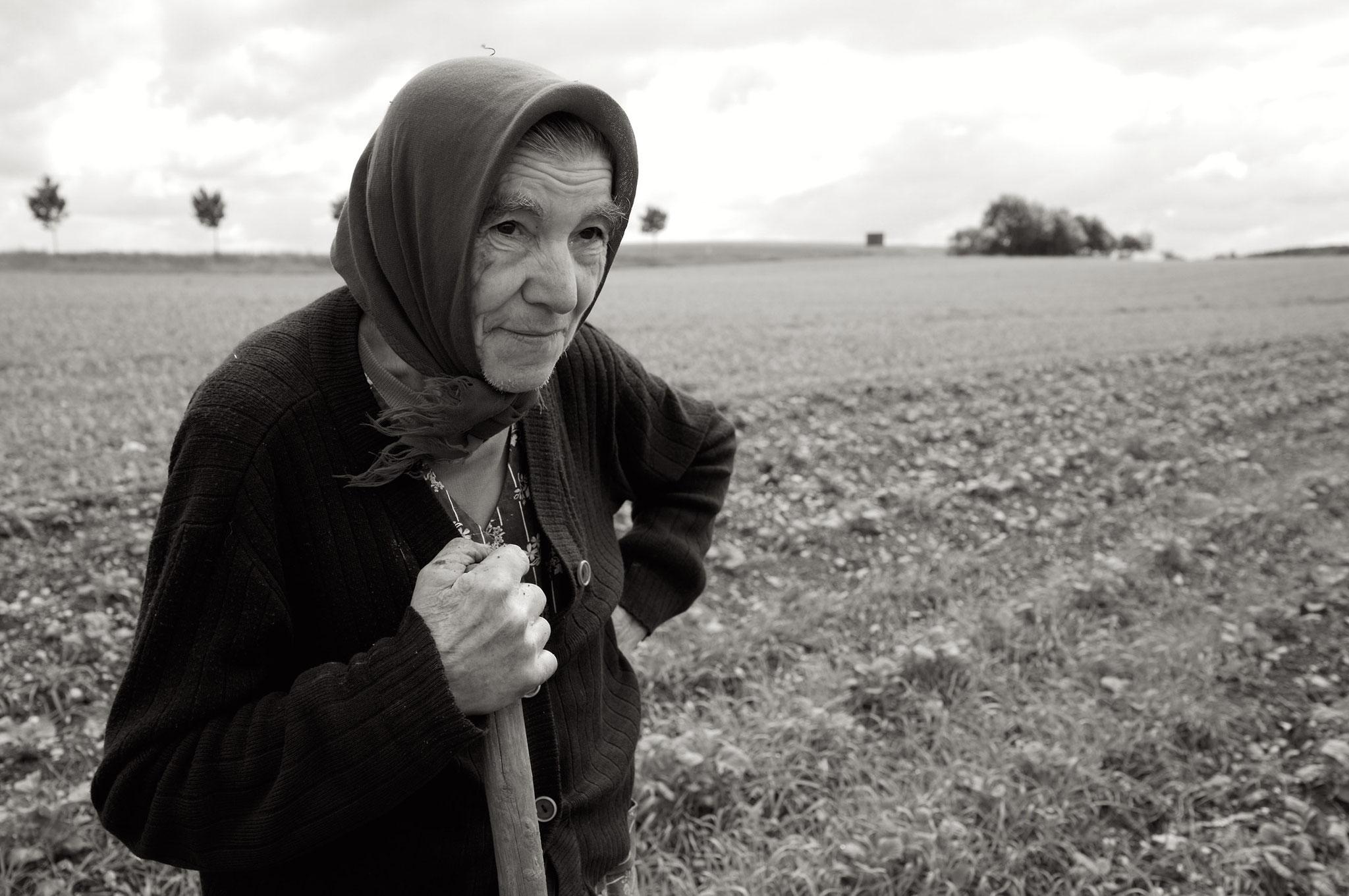 Bäuerin Rosa, Finning
