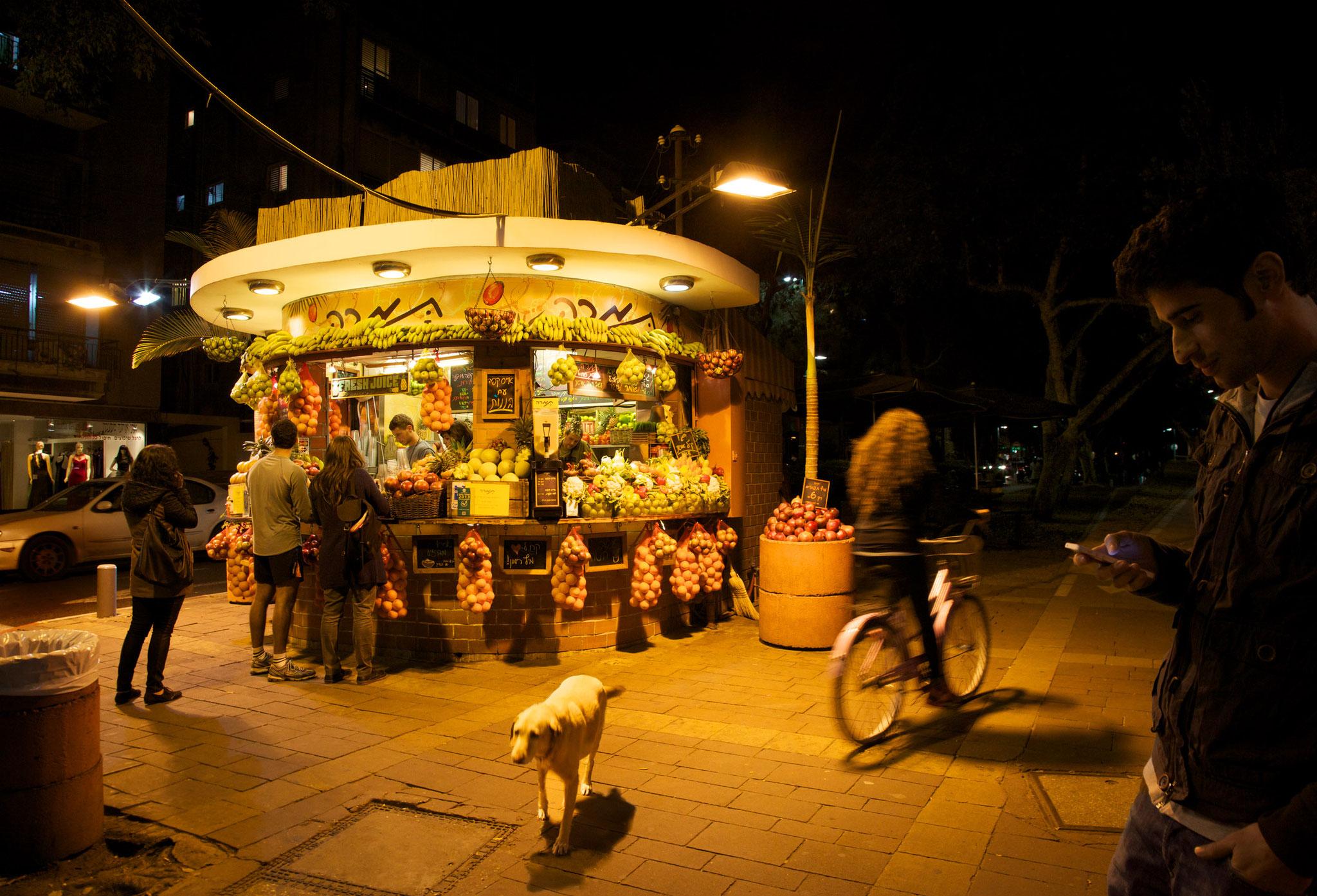 Saftladen, Sderot David-Ben-Gurion, Tel Aviv
