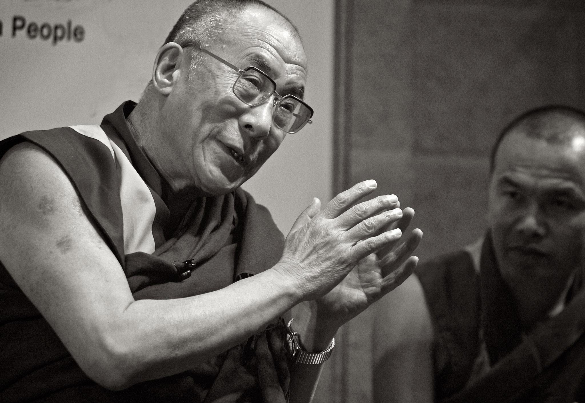 Dalai Lama, Jerusalem