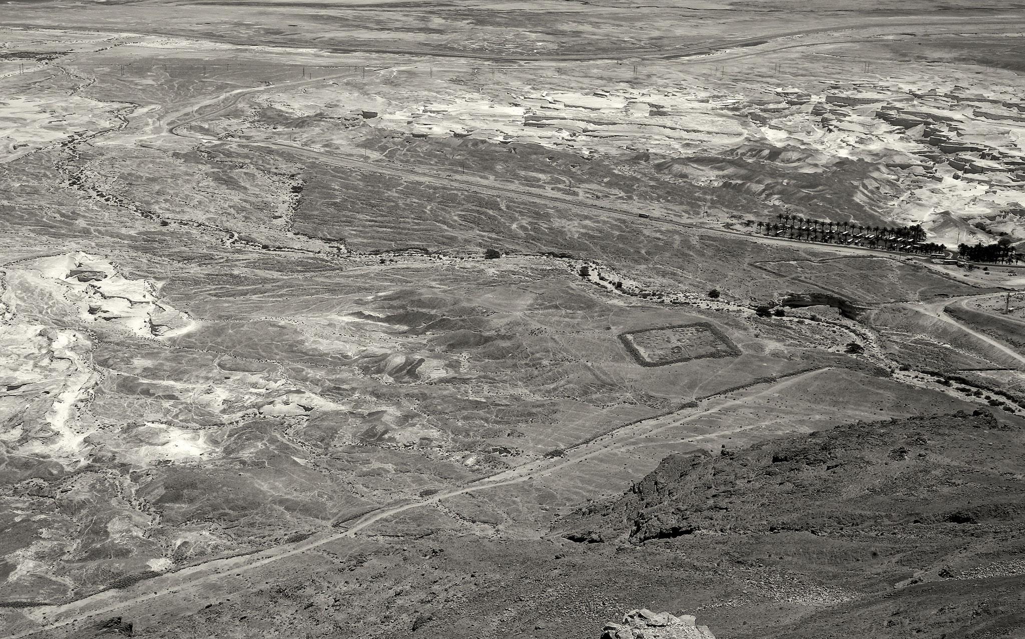 Die Wüste Judea, Mesada