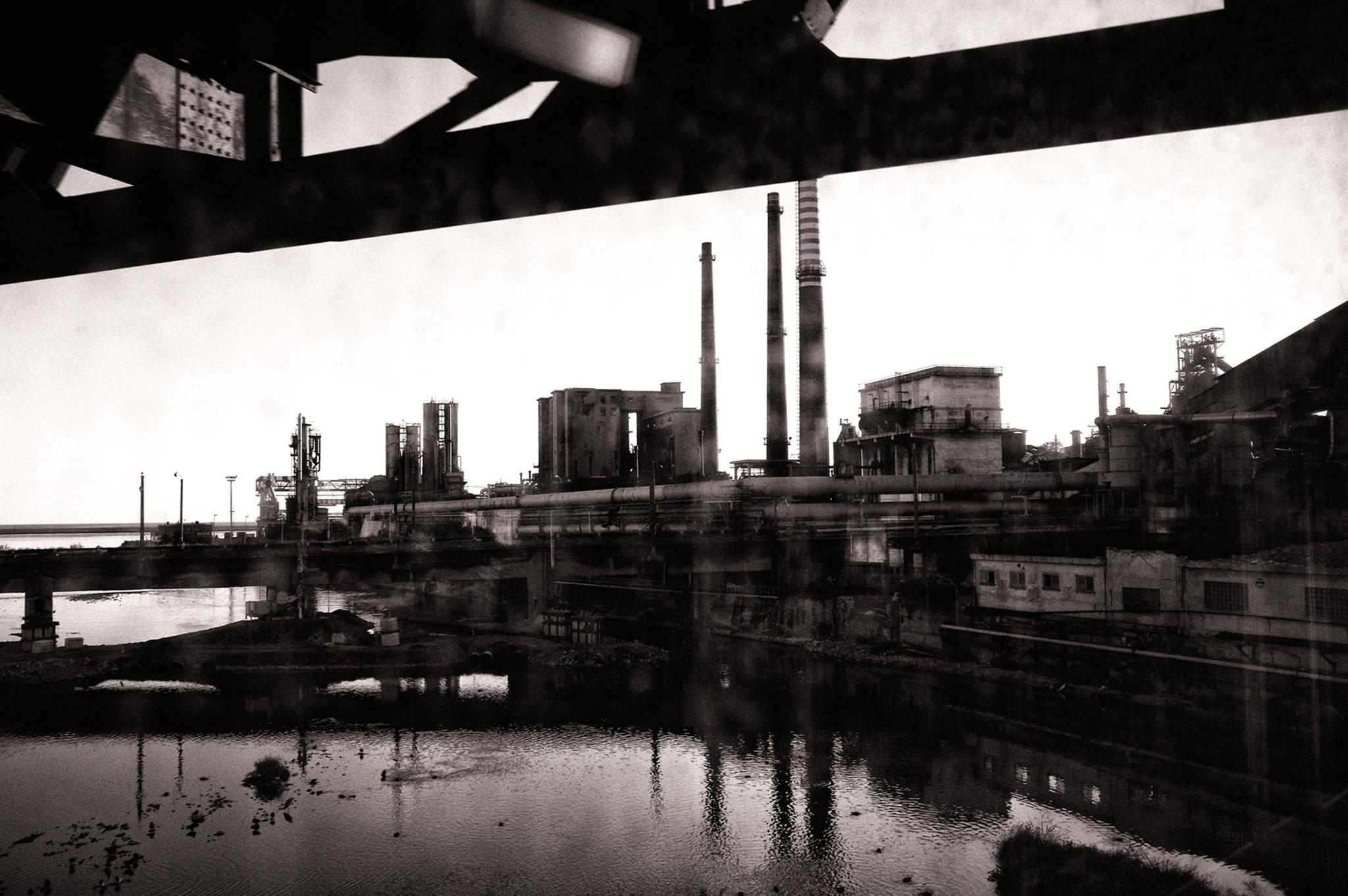 Industrieanlage, Genova