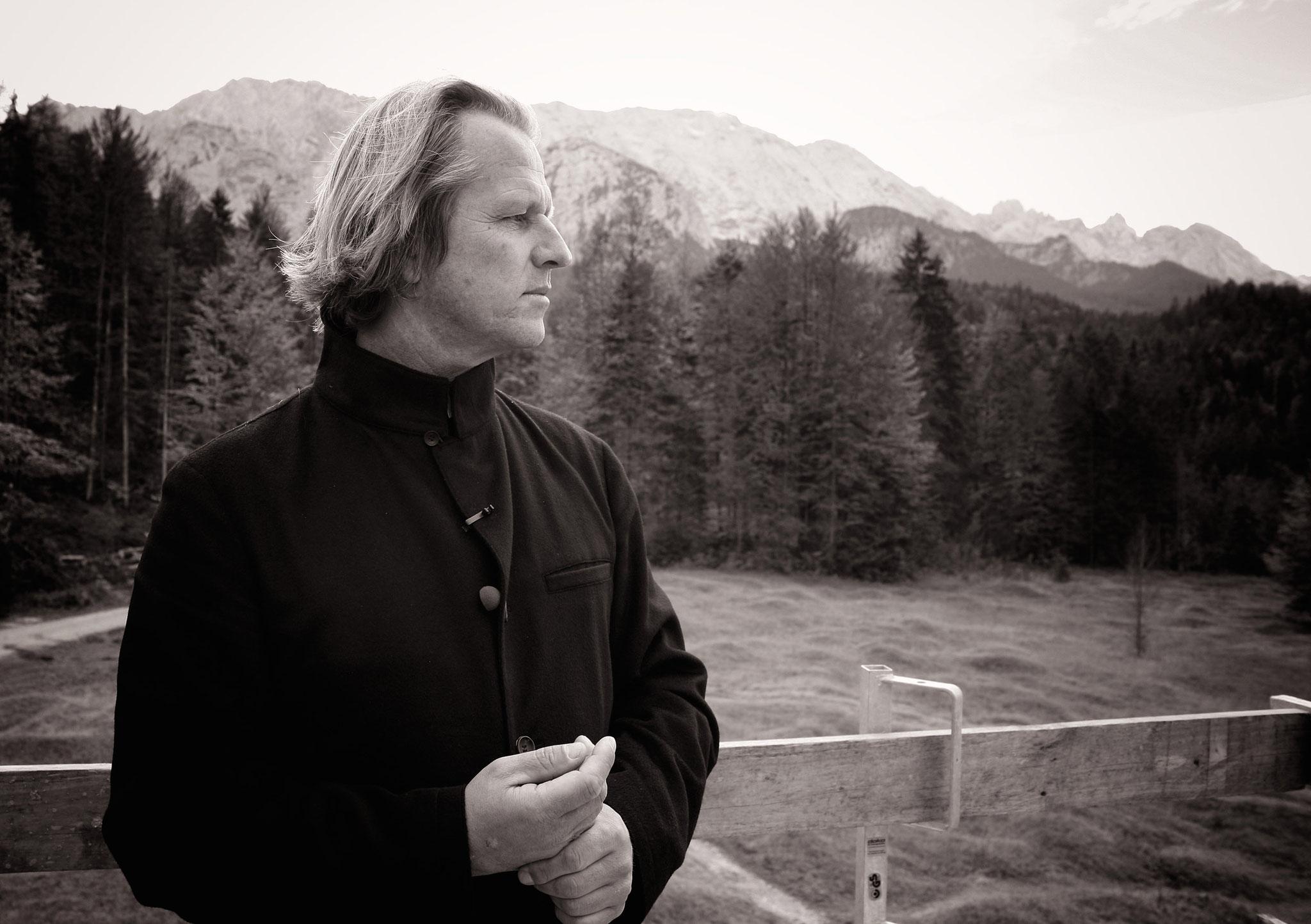 Dietmar Müller-Elmau, Schloss Elmau