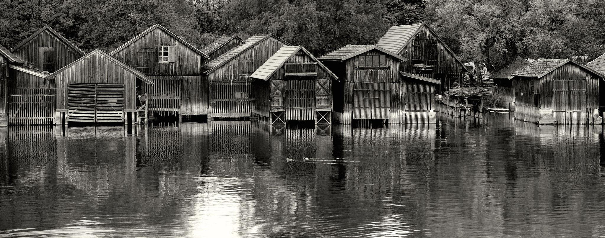Bootshäuser Diessen