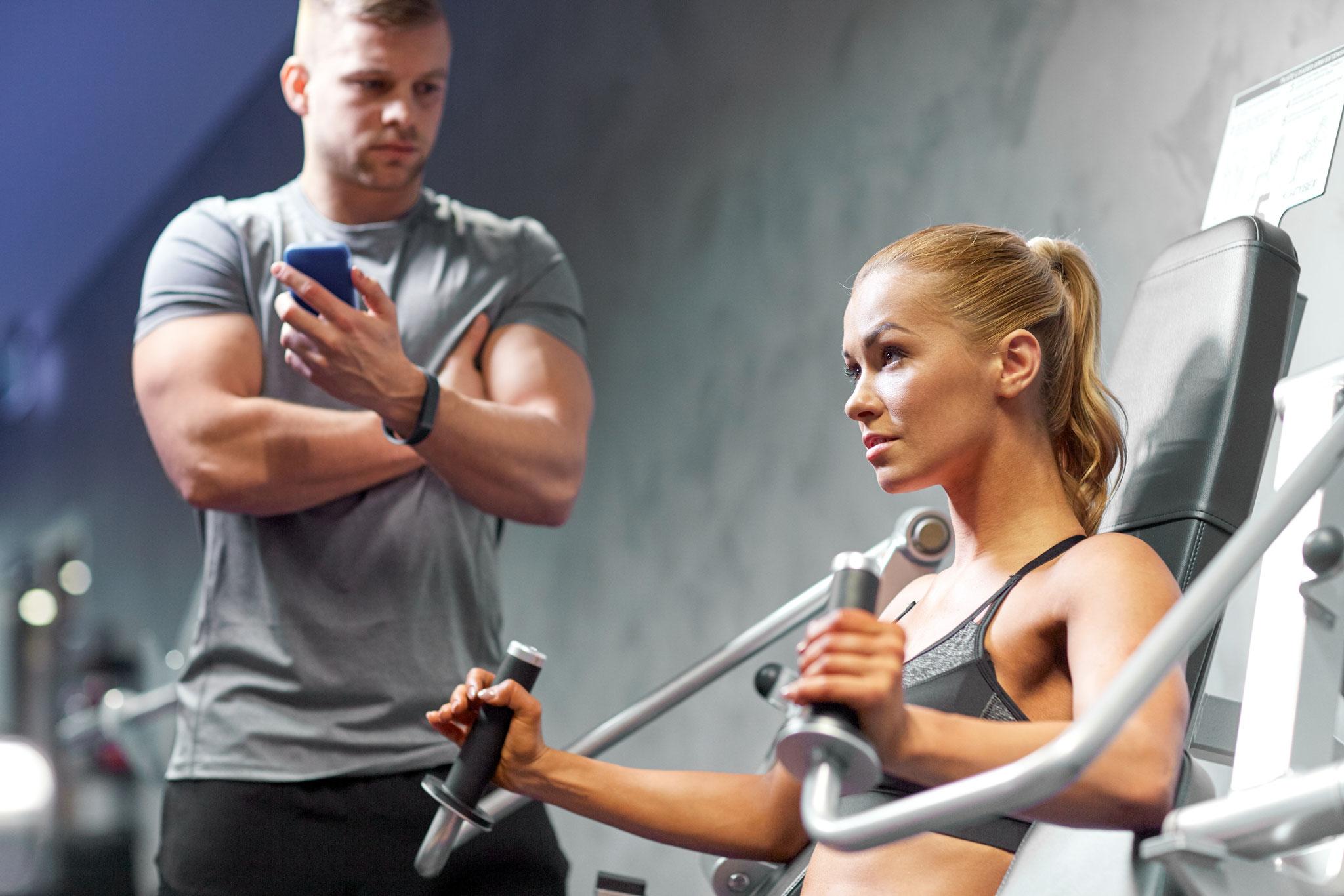 Bachelor of Fitnesstraining, Fitnessökonomie, Ernährungsberatung !