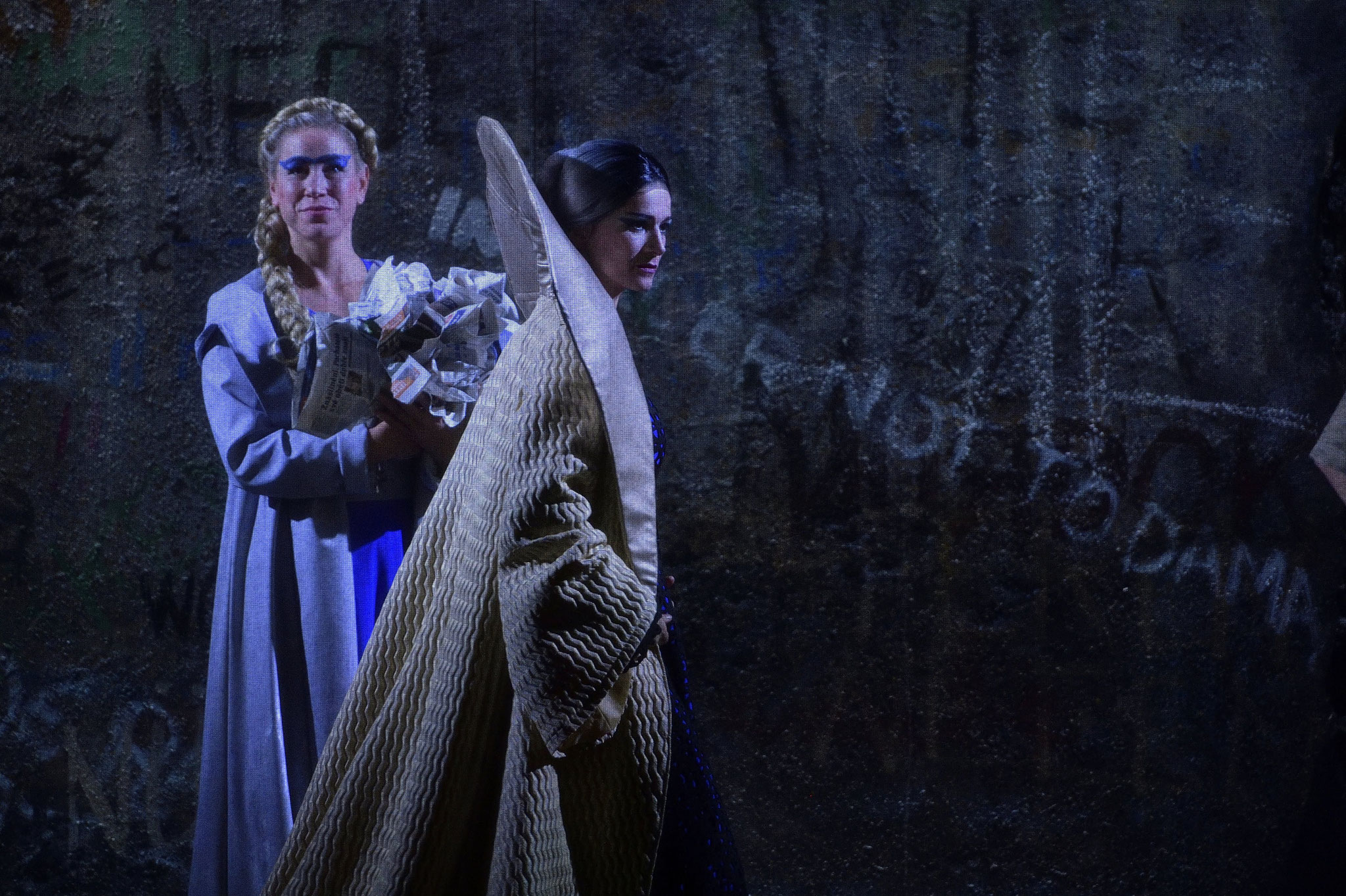 Ifigenie in Aulis/ Clytemnestra, National Moravian-Silesian Theatre