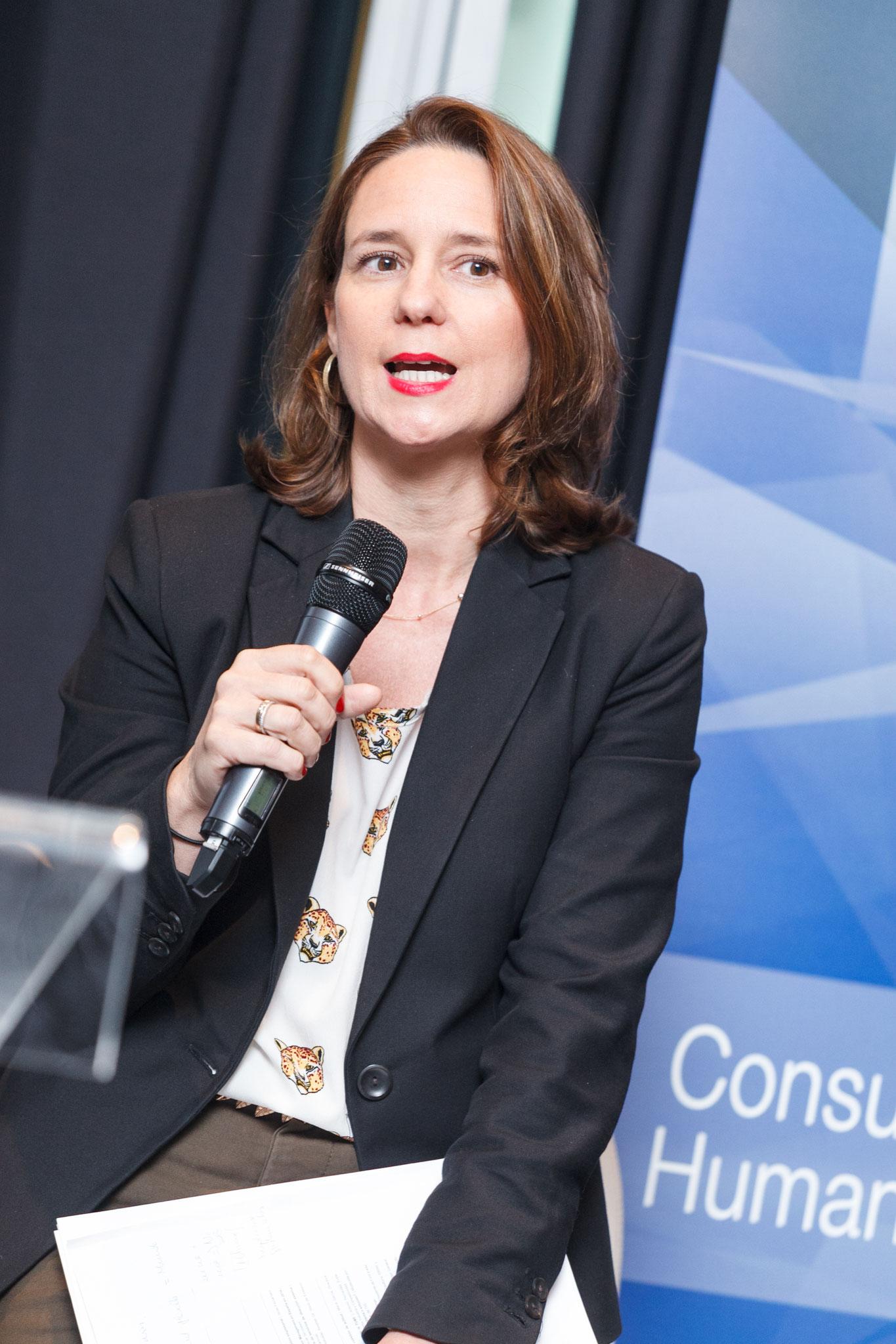 General Provider Empleo | Helia Téllez - Directora Nacional Consultoría RRHH y Outplacement Randstad