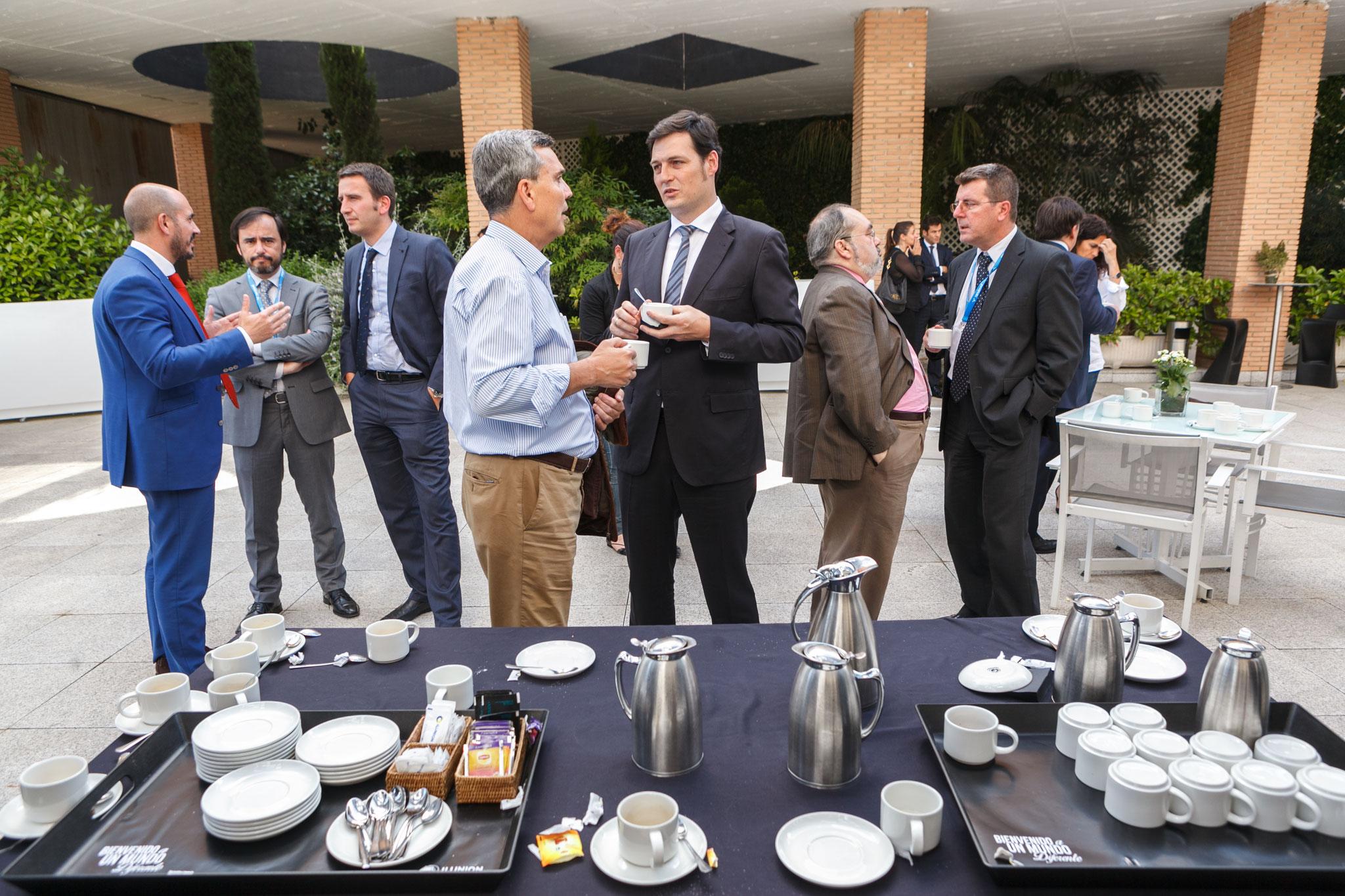 Café Networking
