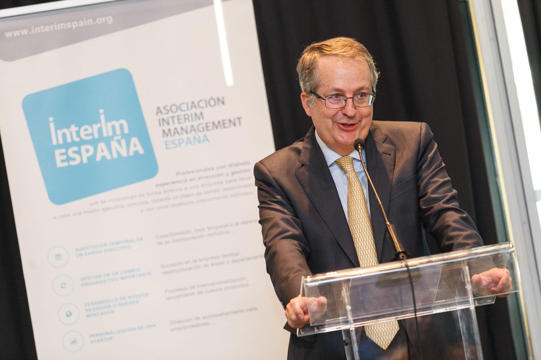 El futuro de Management y los nuevo modelos de gestión empresarial | Javier Fernández Aguado - Presidente de MindValue