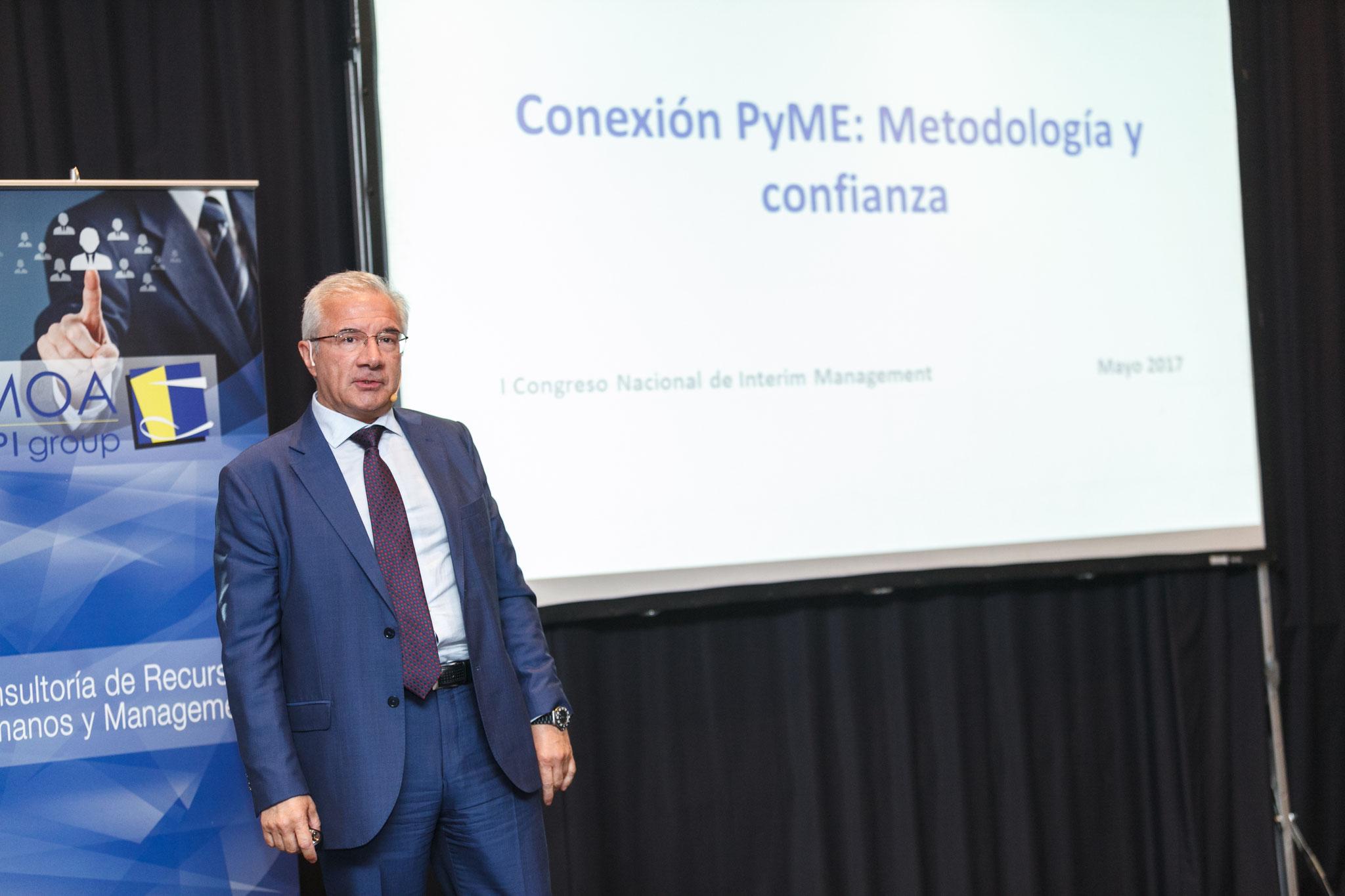 Conexión Pyme: metodología y confianza - Estanislao Reverter - Socio Exsequor Management