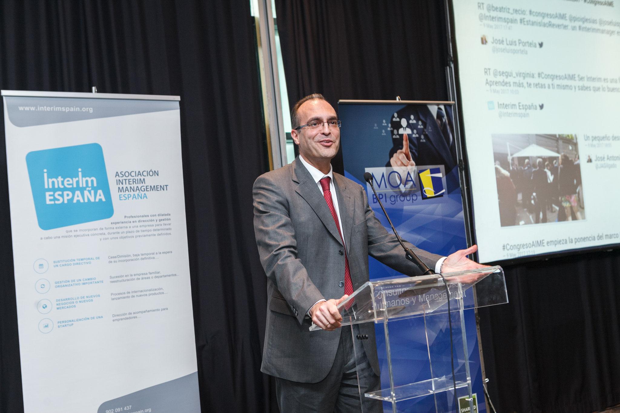 Objetivos de mejora en la competitividad a la Pyme  | Antonio Fernández Ecker - Subdirector General Apoyo Pyme