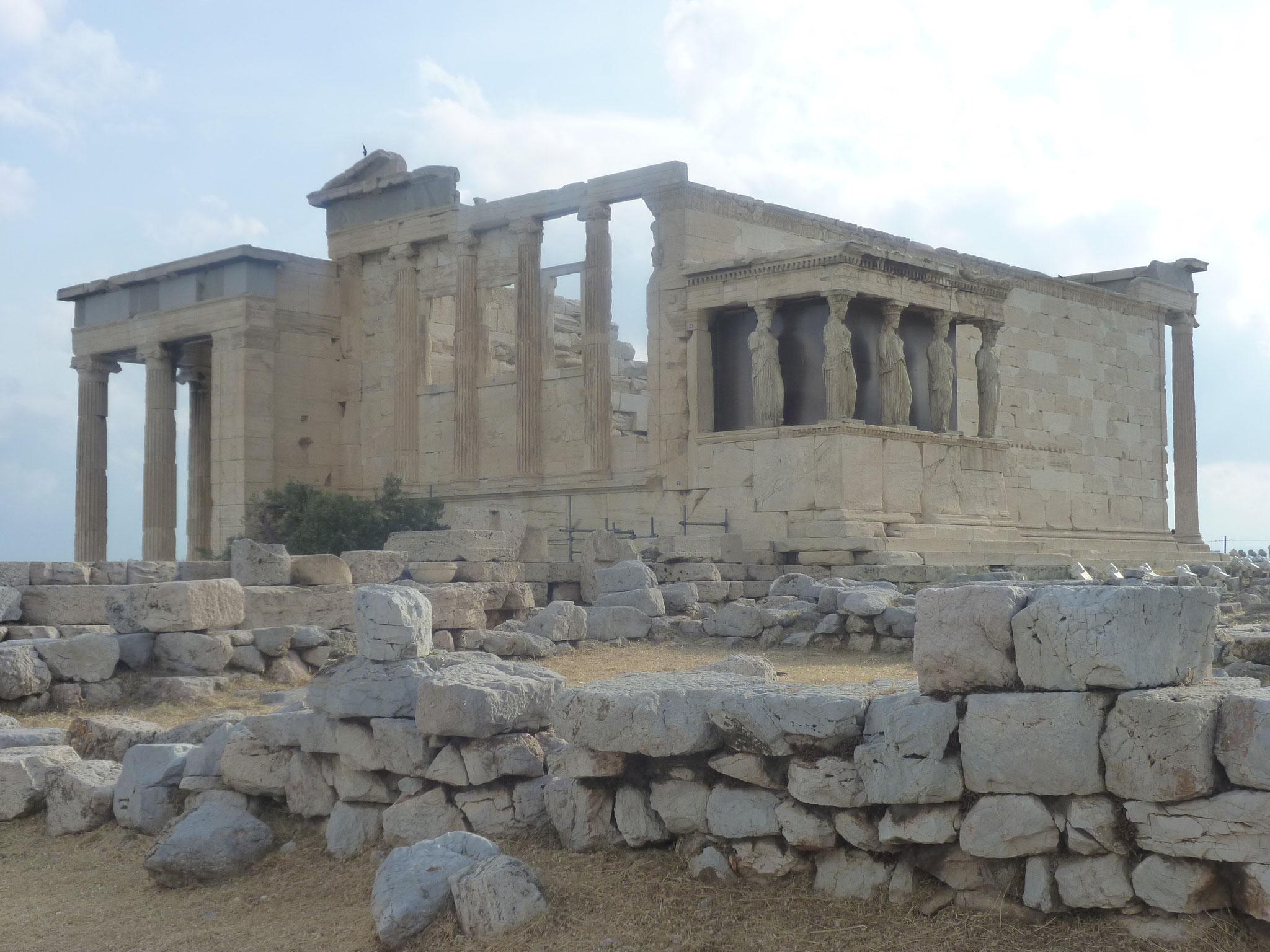 Athènes : Acropole