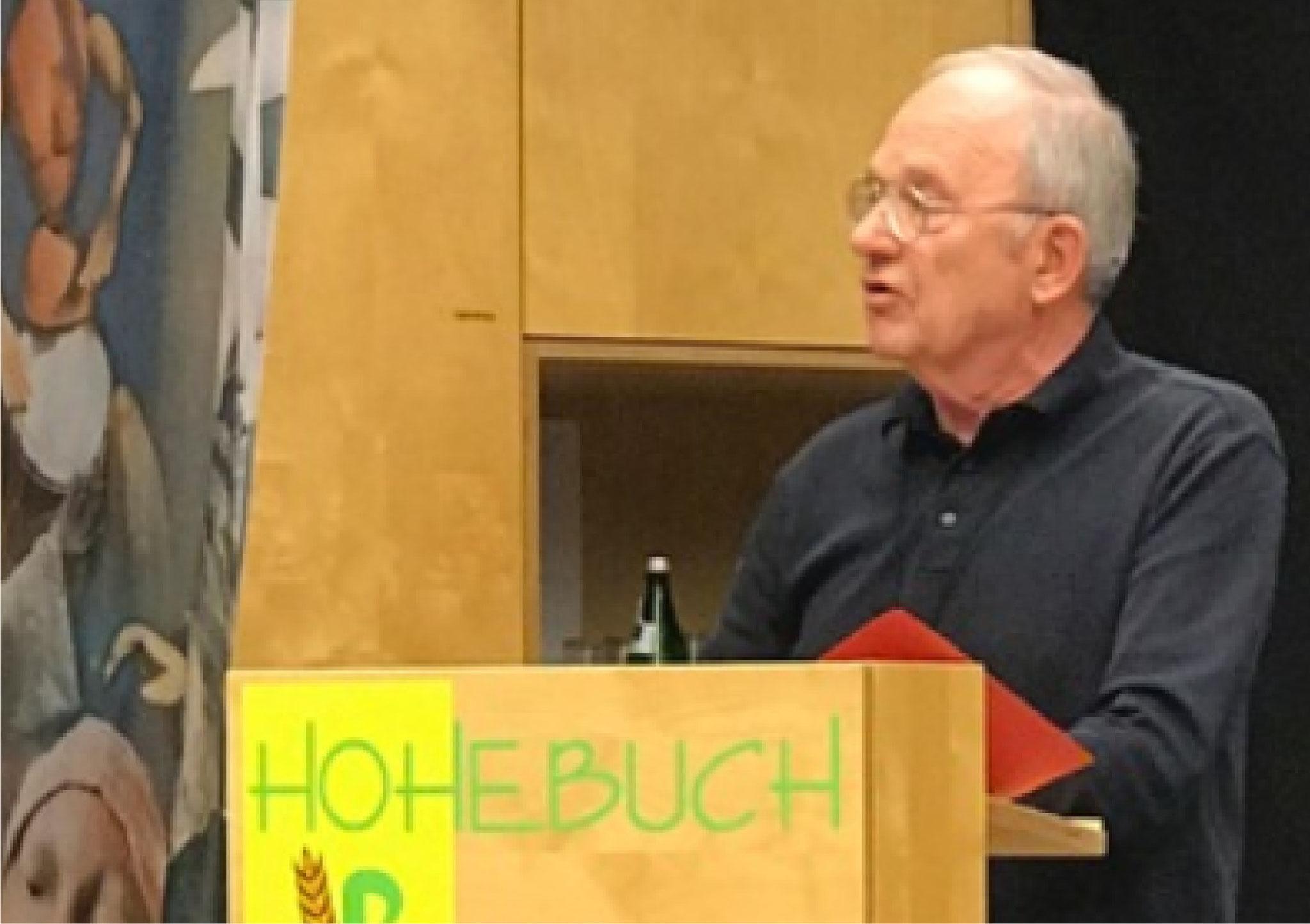 Bernhard Betz...