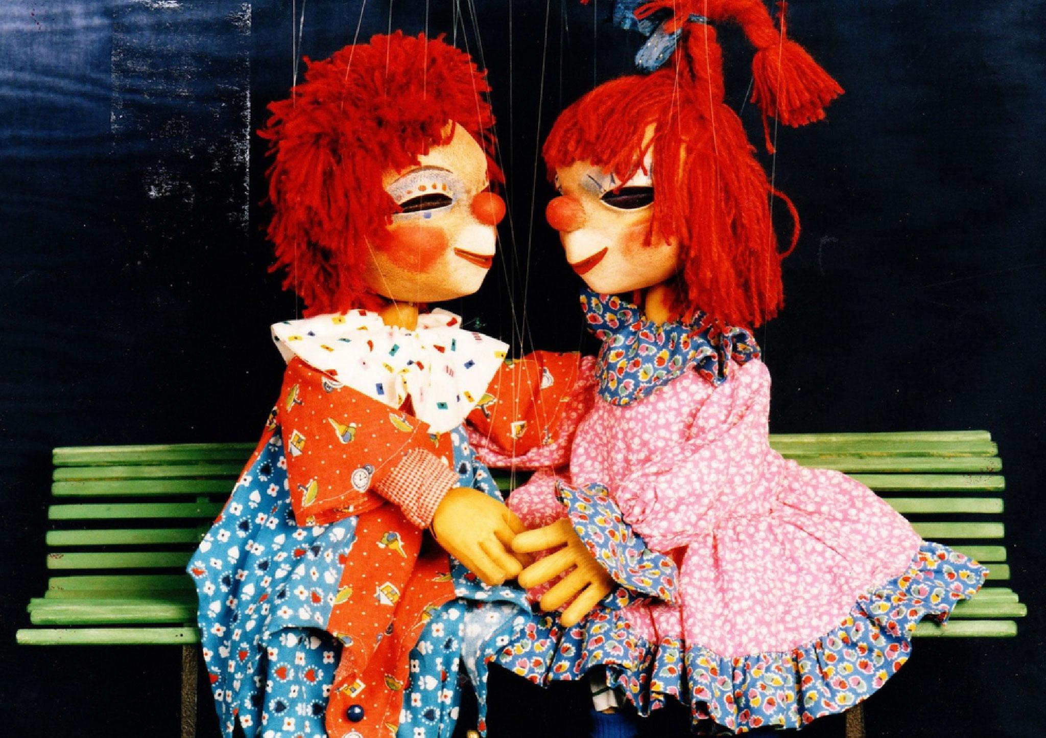Paulchen und Pauline.