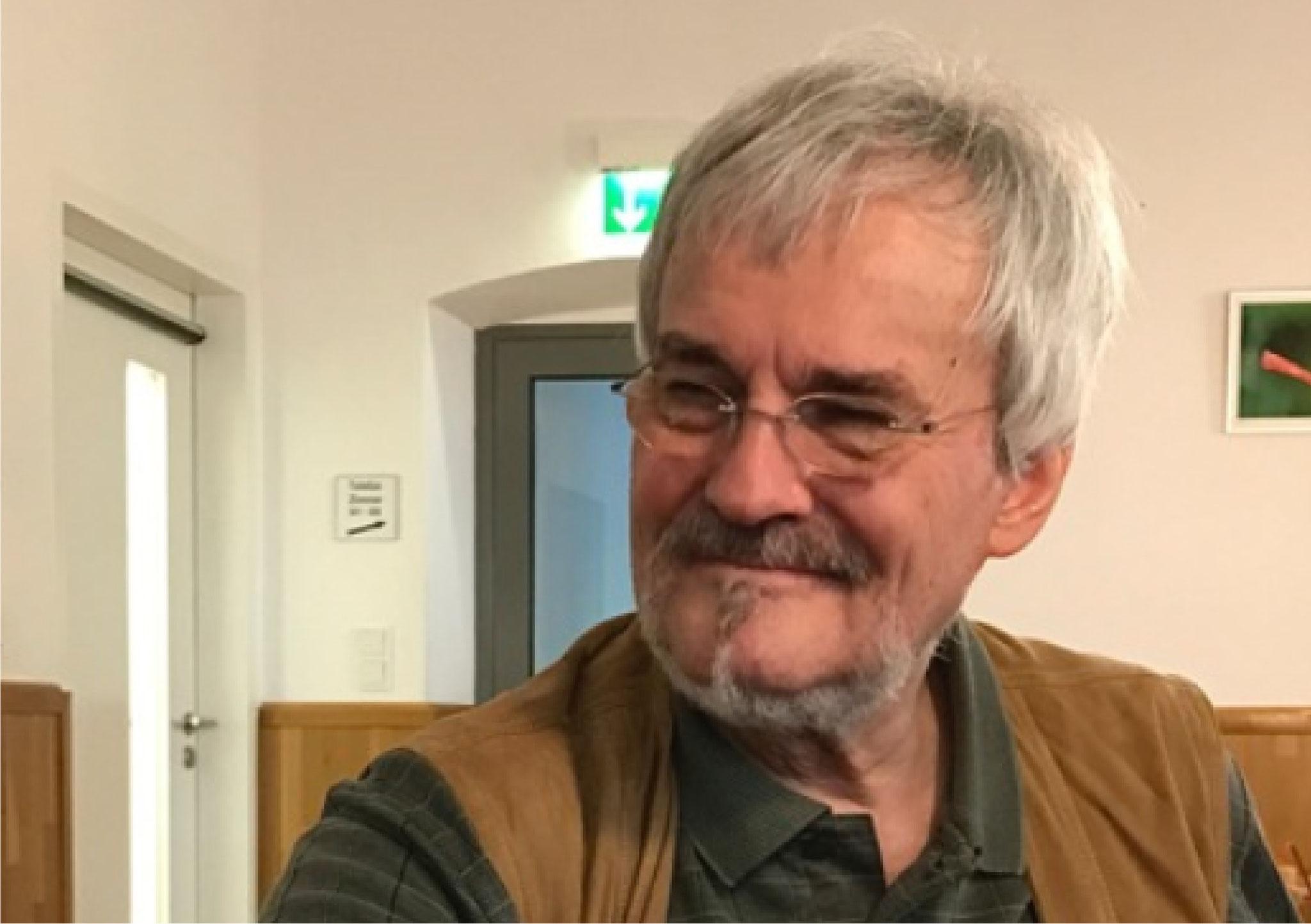 Martin Bosshard...