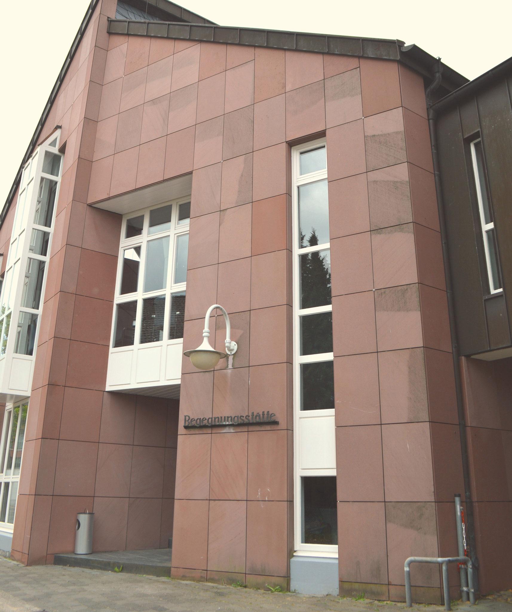 Die Begegnungsstätte ist Sitzungsort des Stadtrates und seiner Ausschüsse.