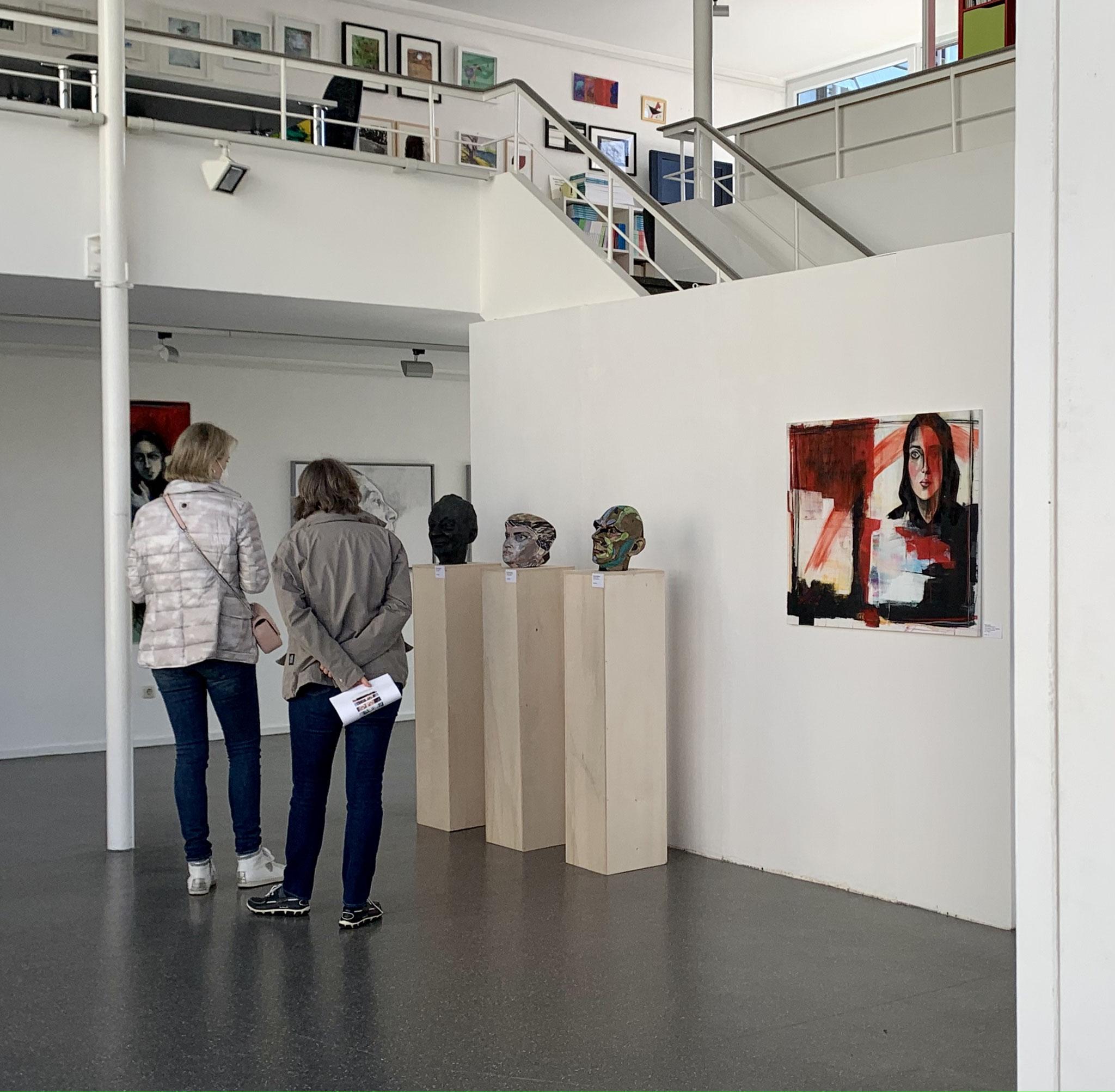 Ausstellung: 29.03. - 18.04.2021 Brunswiker Pavillon Kiel