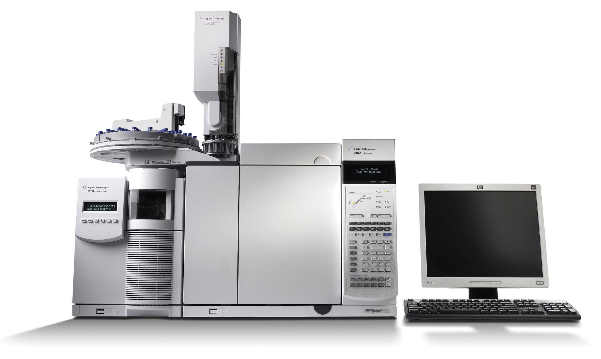 GC/MS - MooreAnalytical