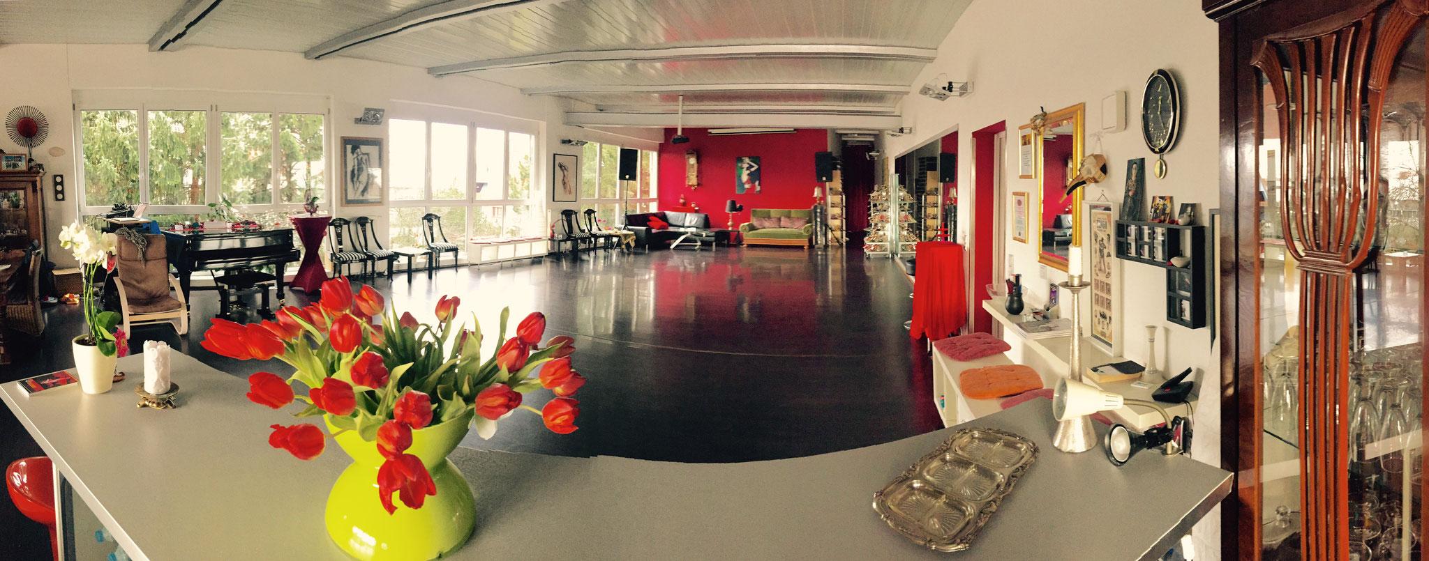 Die Tanzschule für Tango Argentino