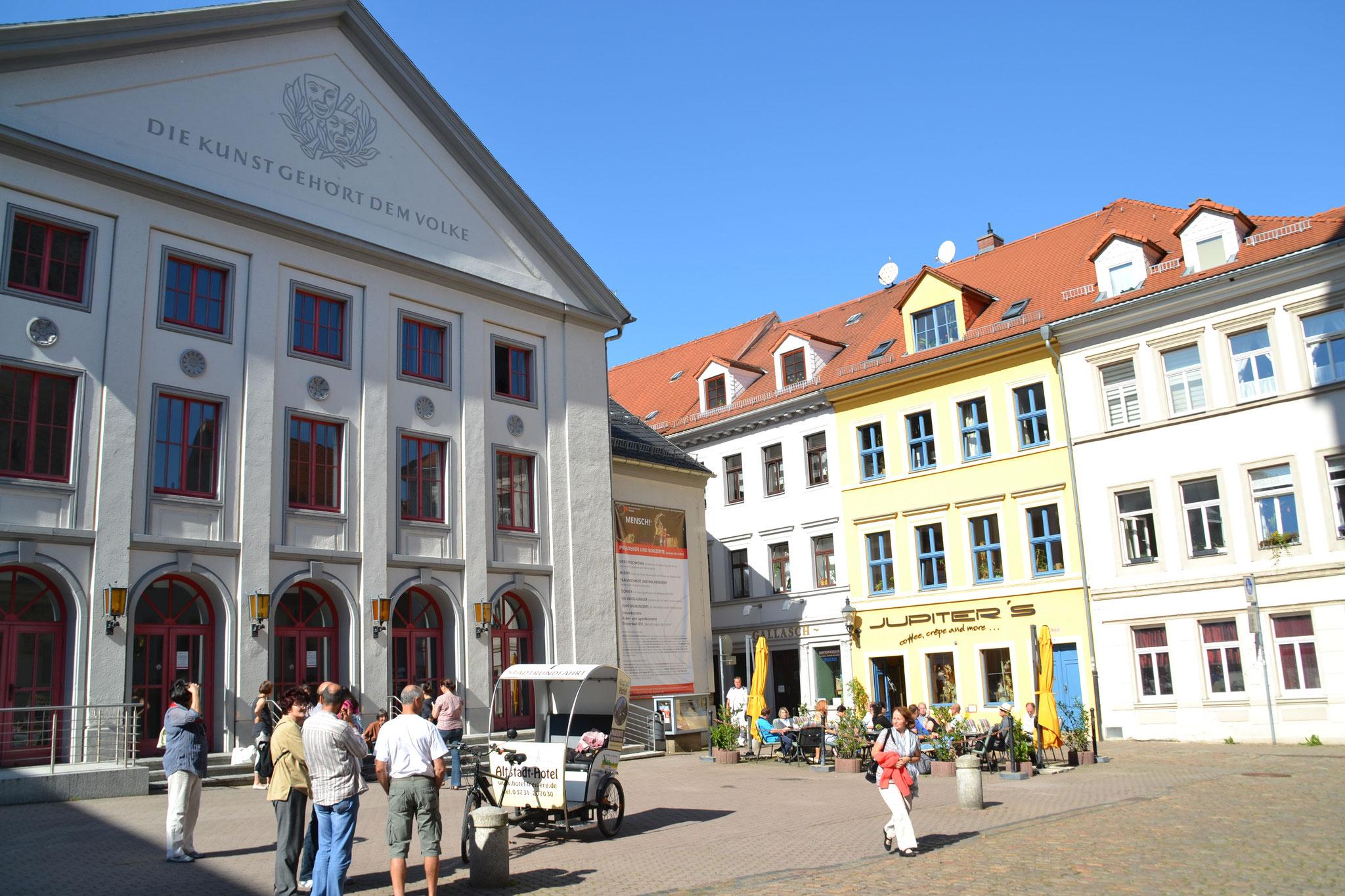 Stadttheater Freiberg