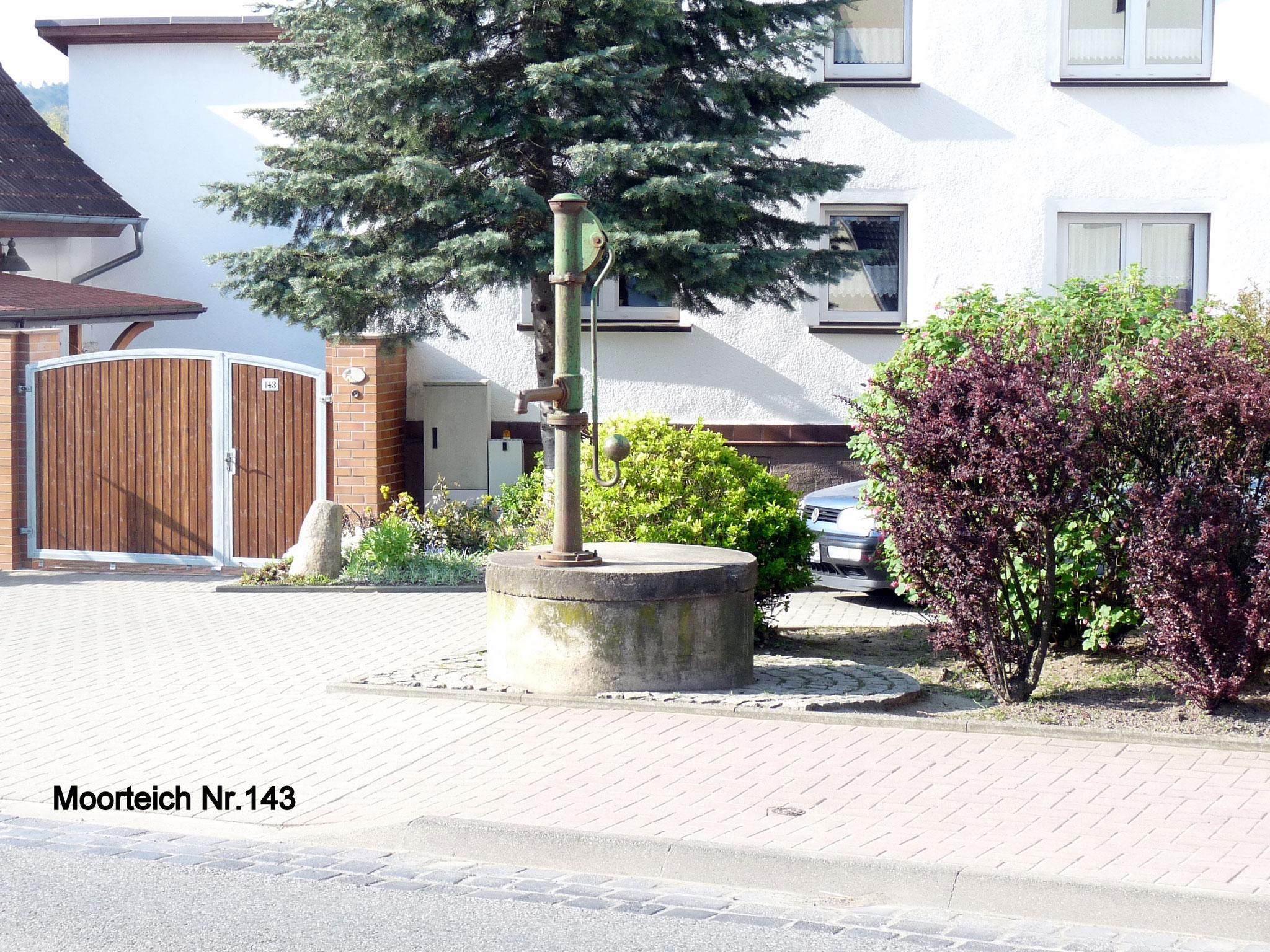 Str. d. Friedens/ Moorteich 143