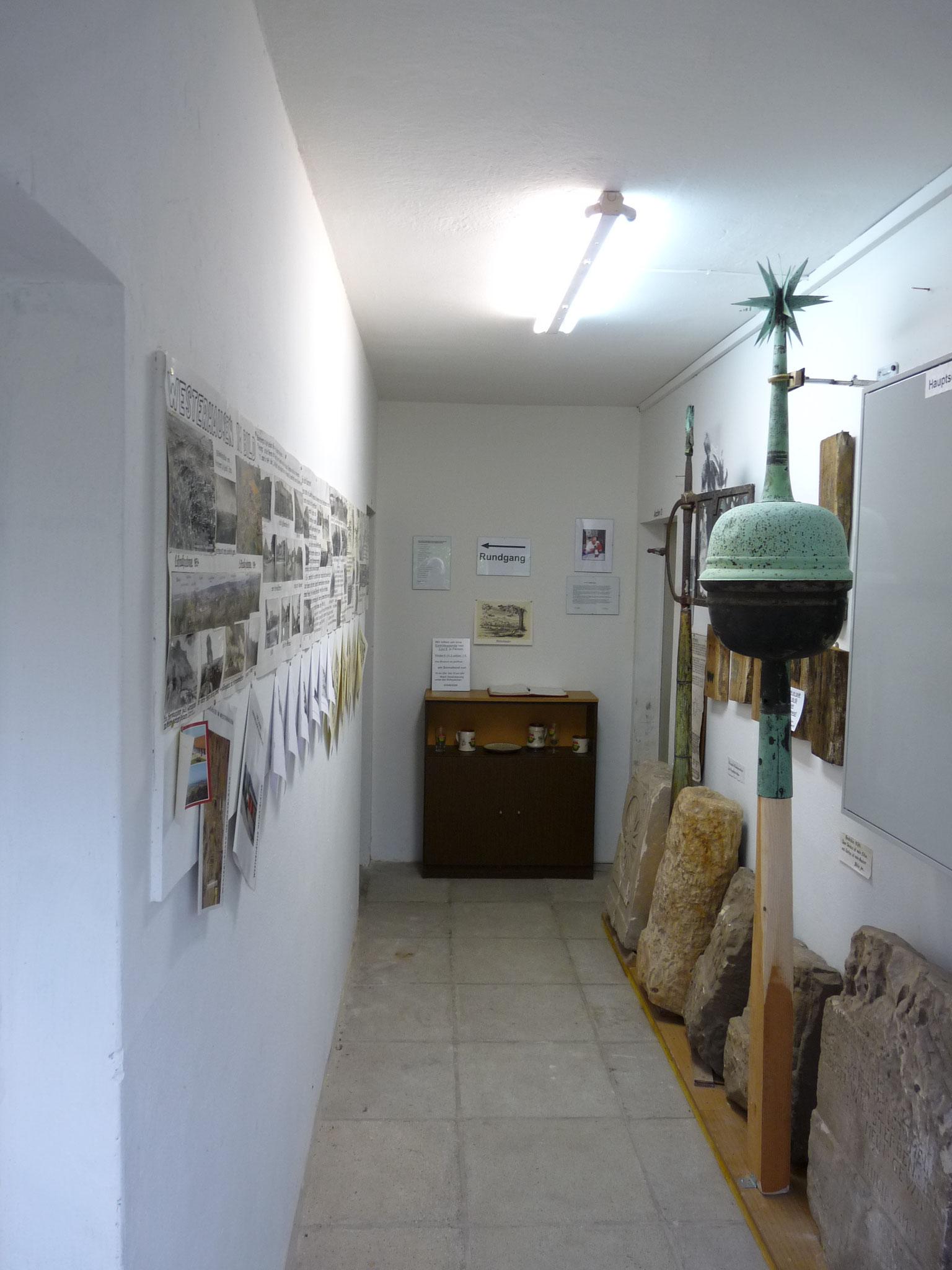 Der Eingangsbereich im Flur
