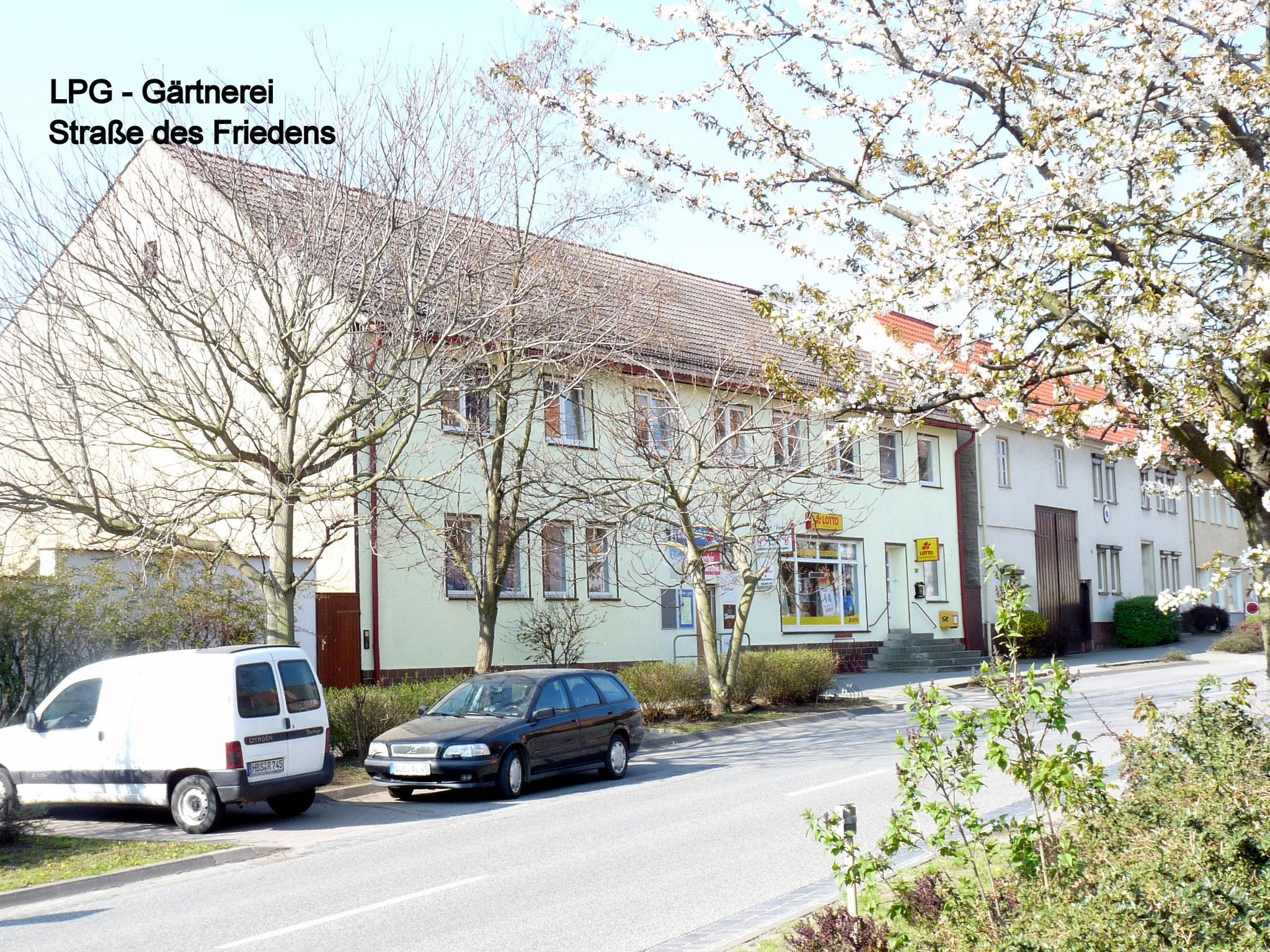 LPG-Gärtnerei