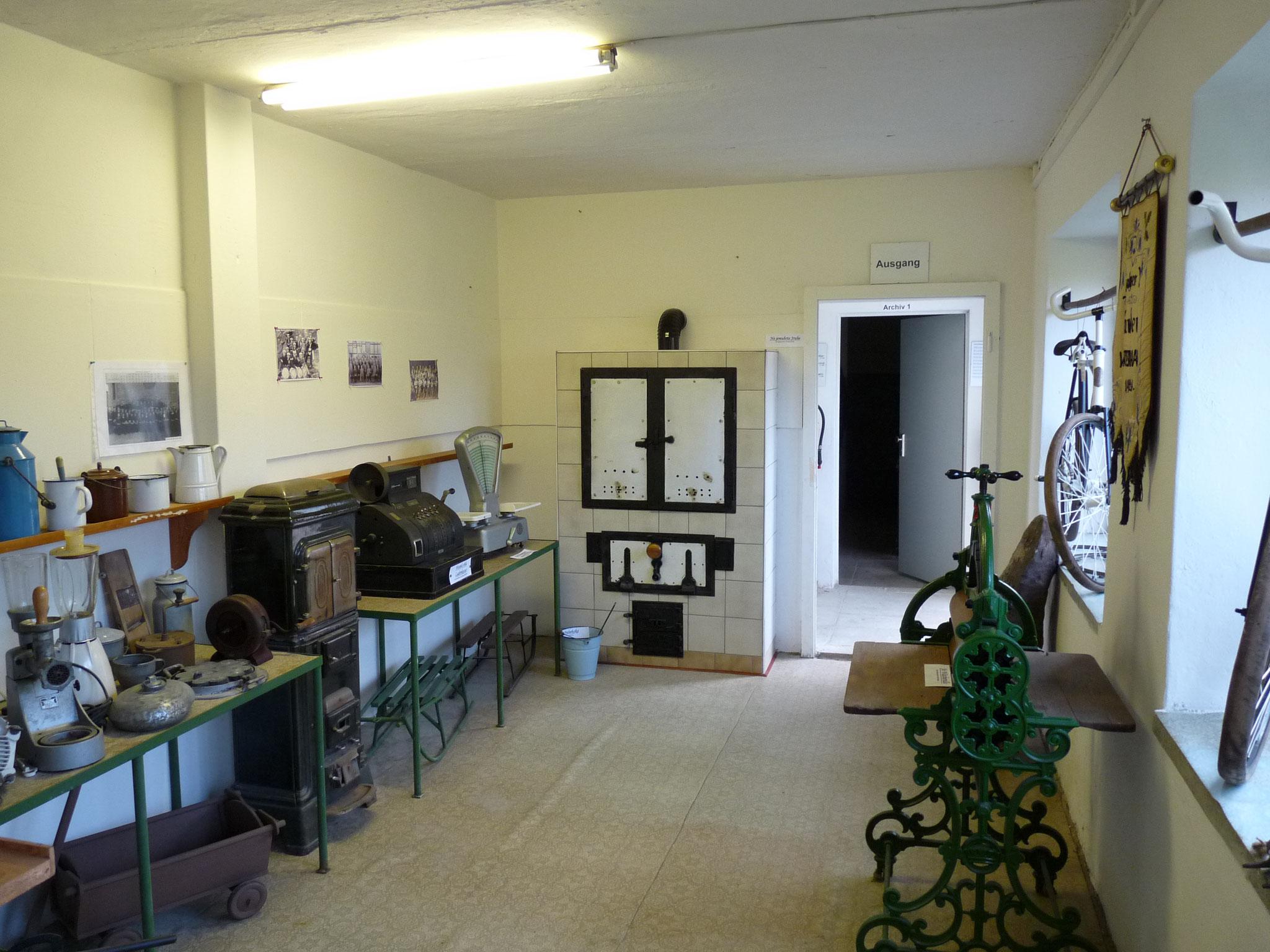 EG-Raum für diverses