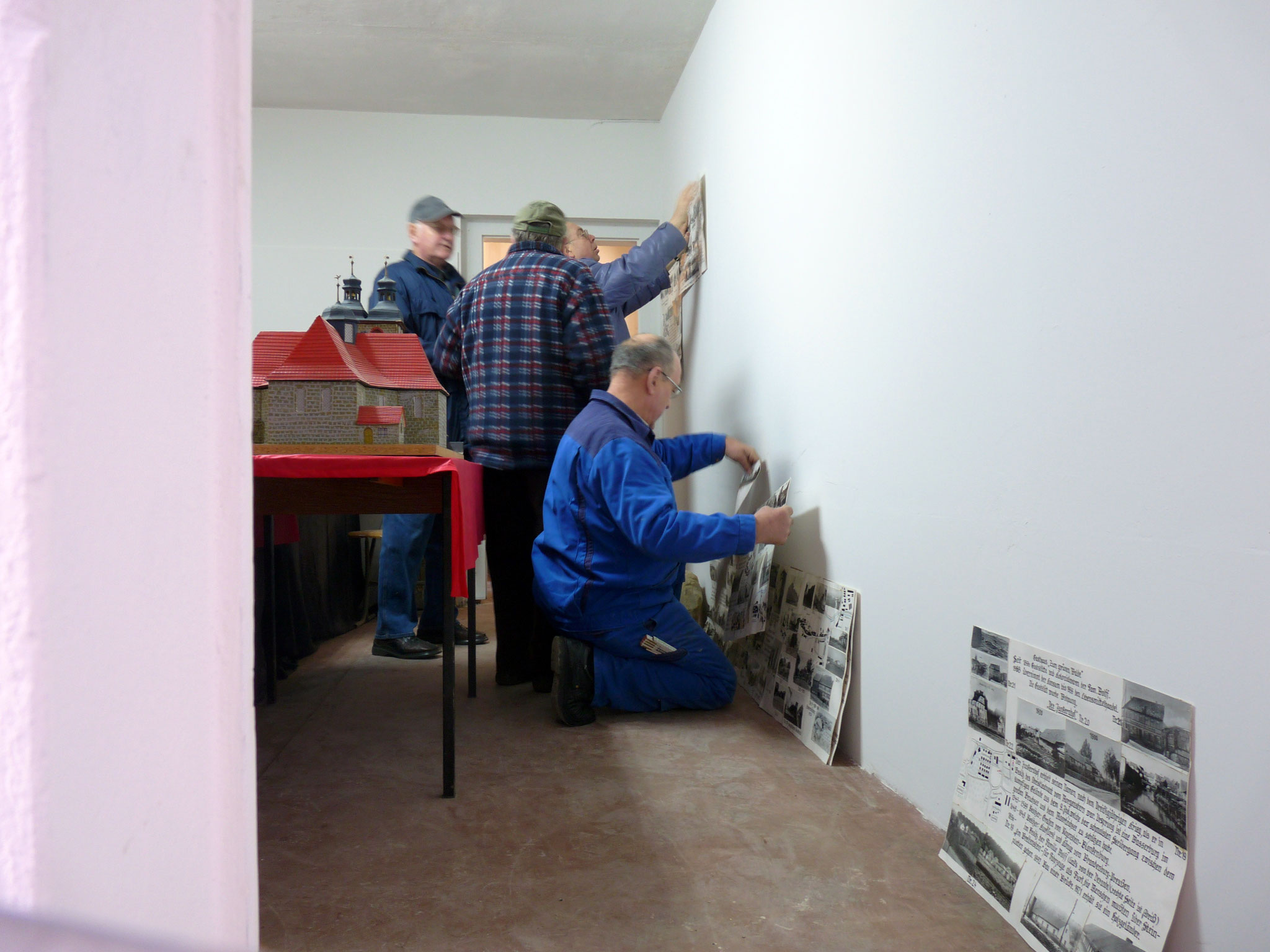 Renovierungsarbeiten 1