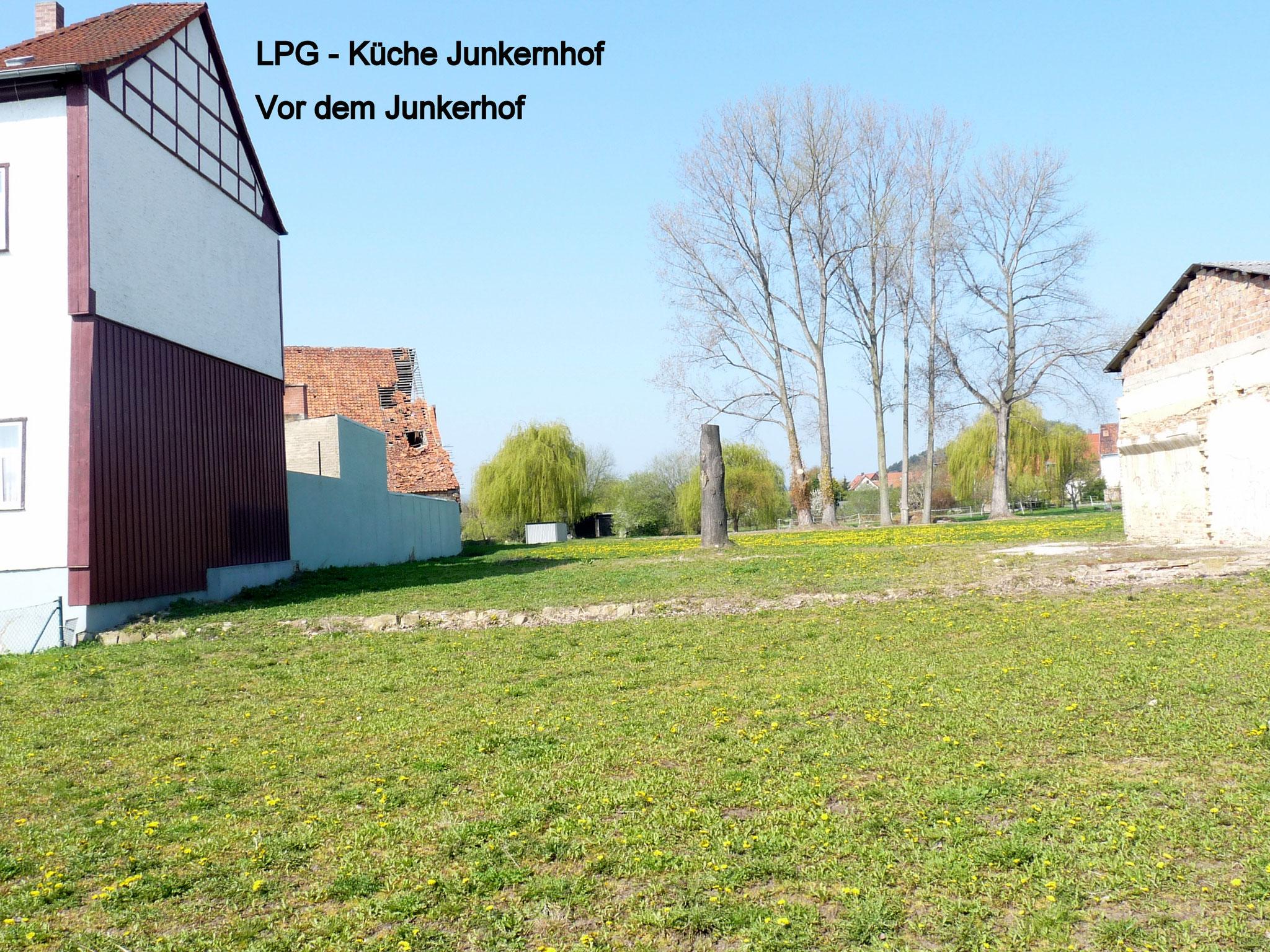 LPG-Küche Junkernhof