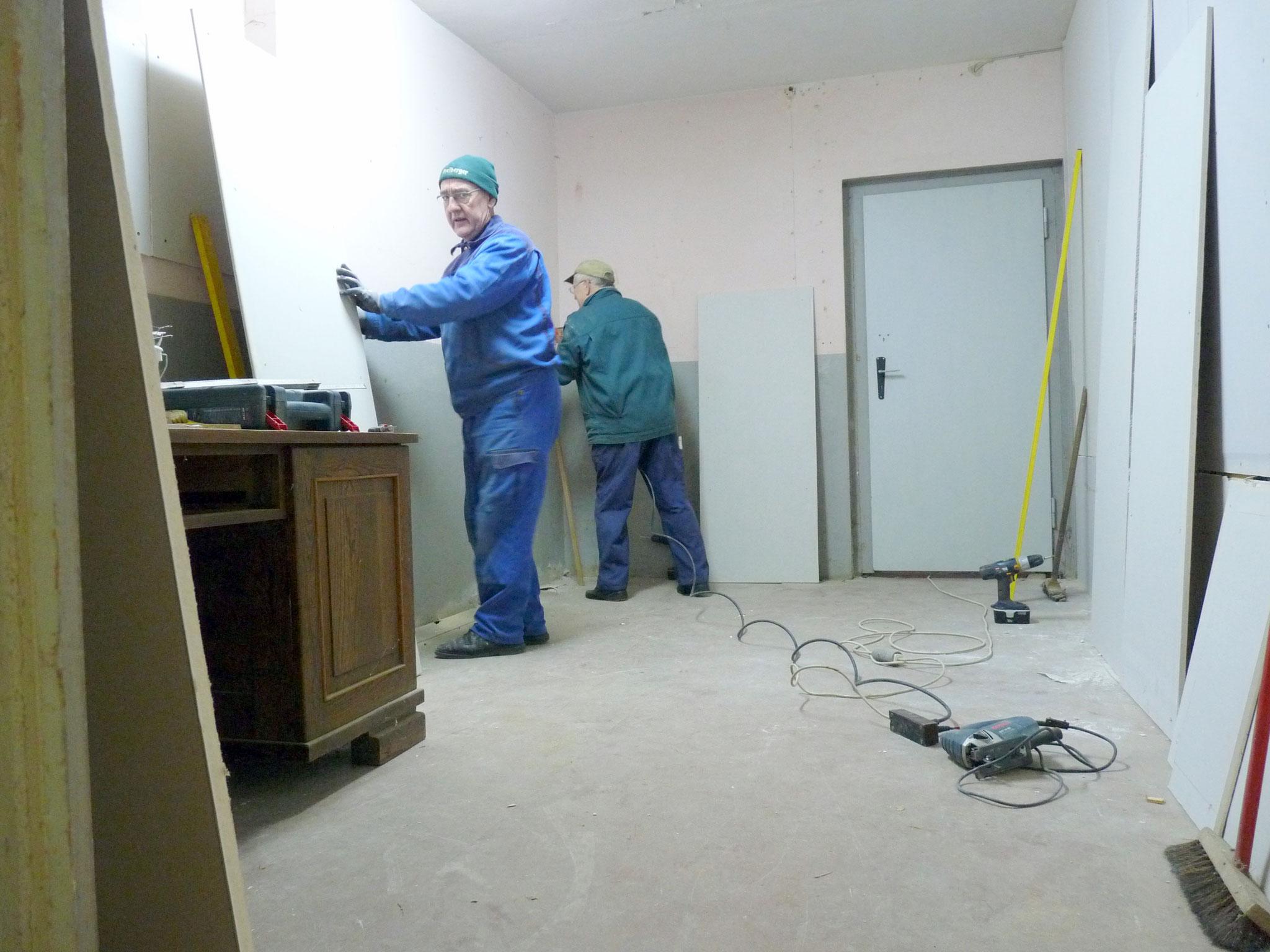 Renovierungsarbeiten 2