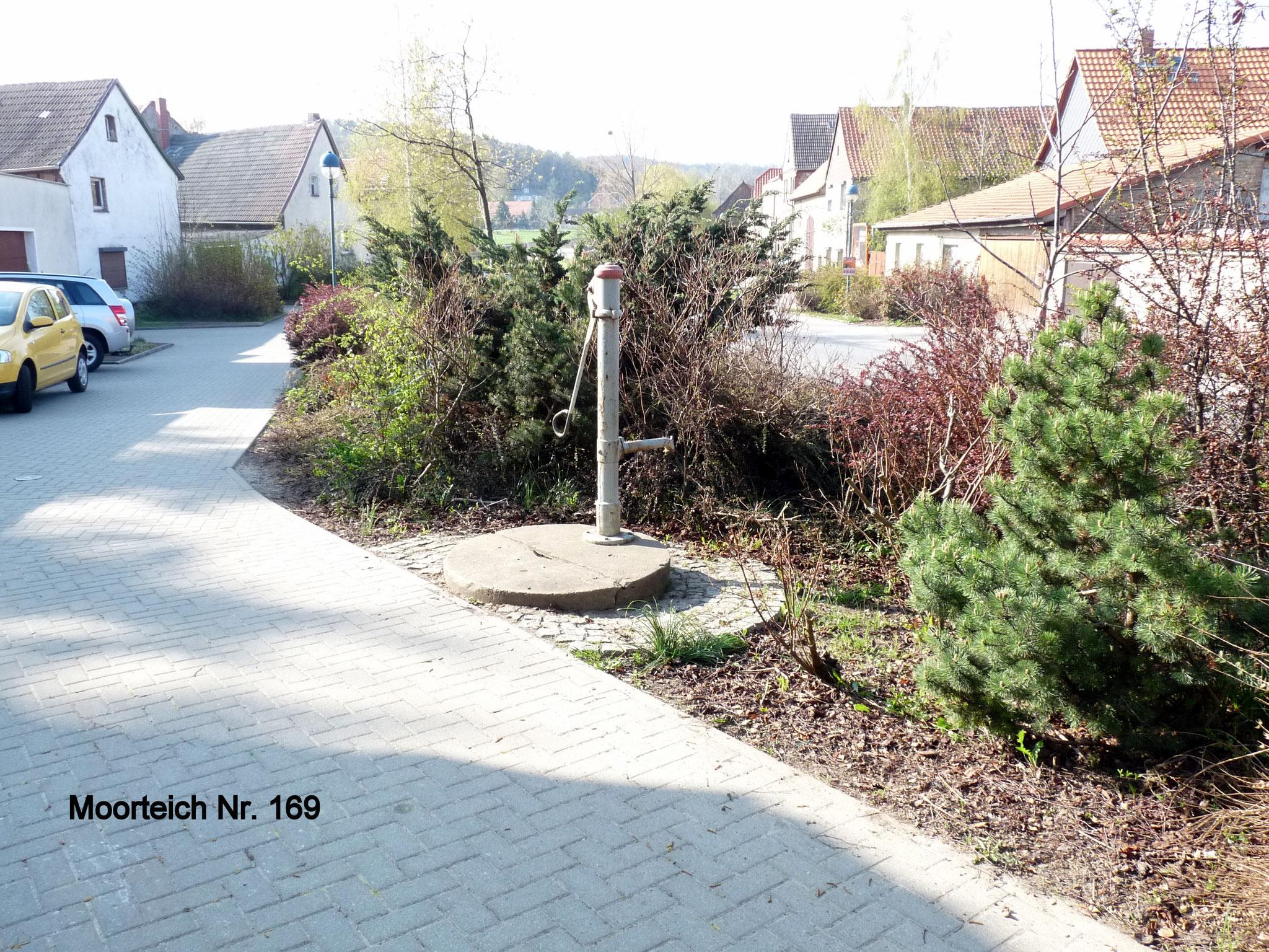 Str. d. Friedens/ Moorteich 169