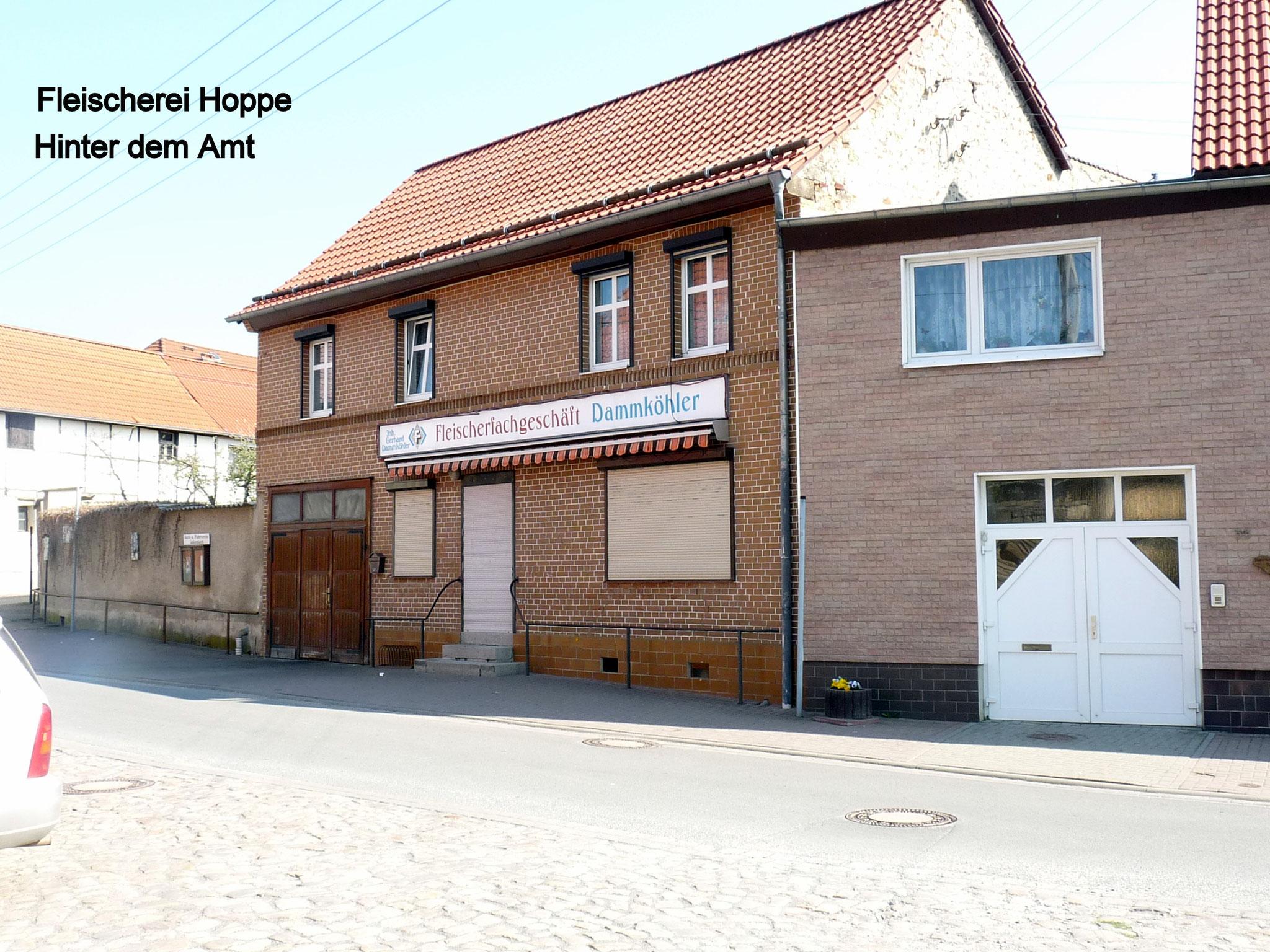 Fleischer Hoppe / Dammköhler