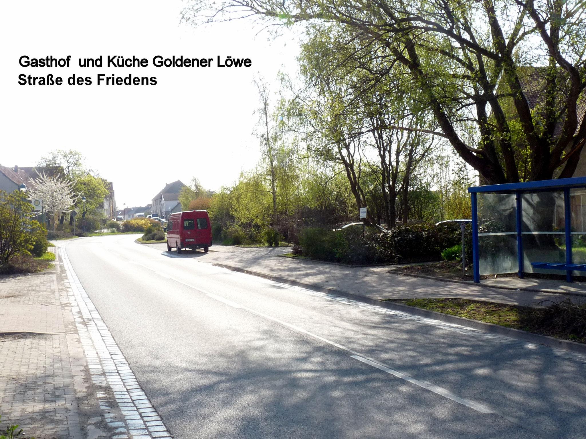 Gasthof Goldener Löwe /Schulküche