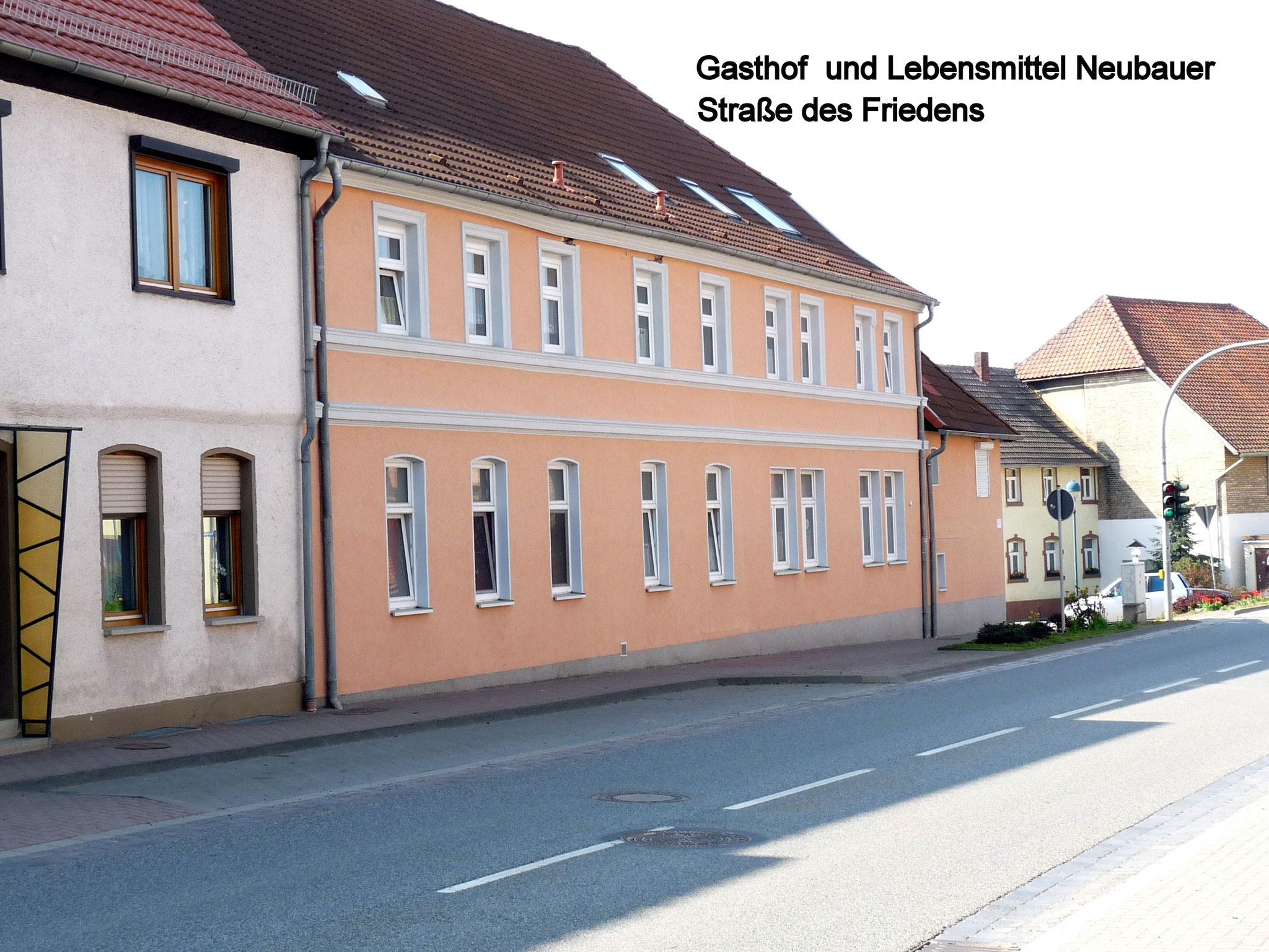 """Gasthof """"Schwarzer Adler"""""""