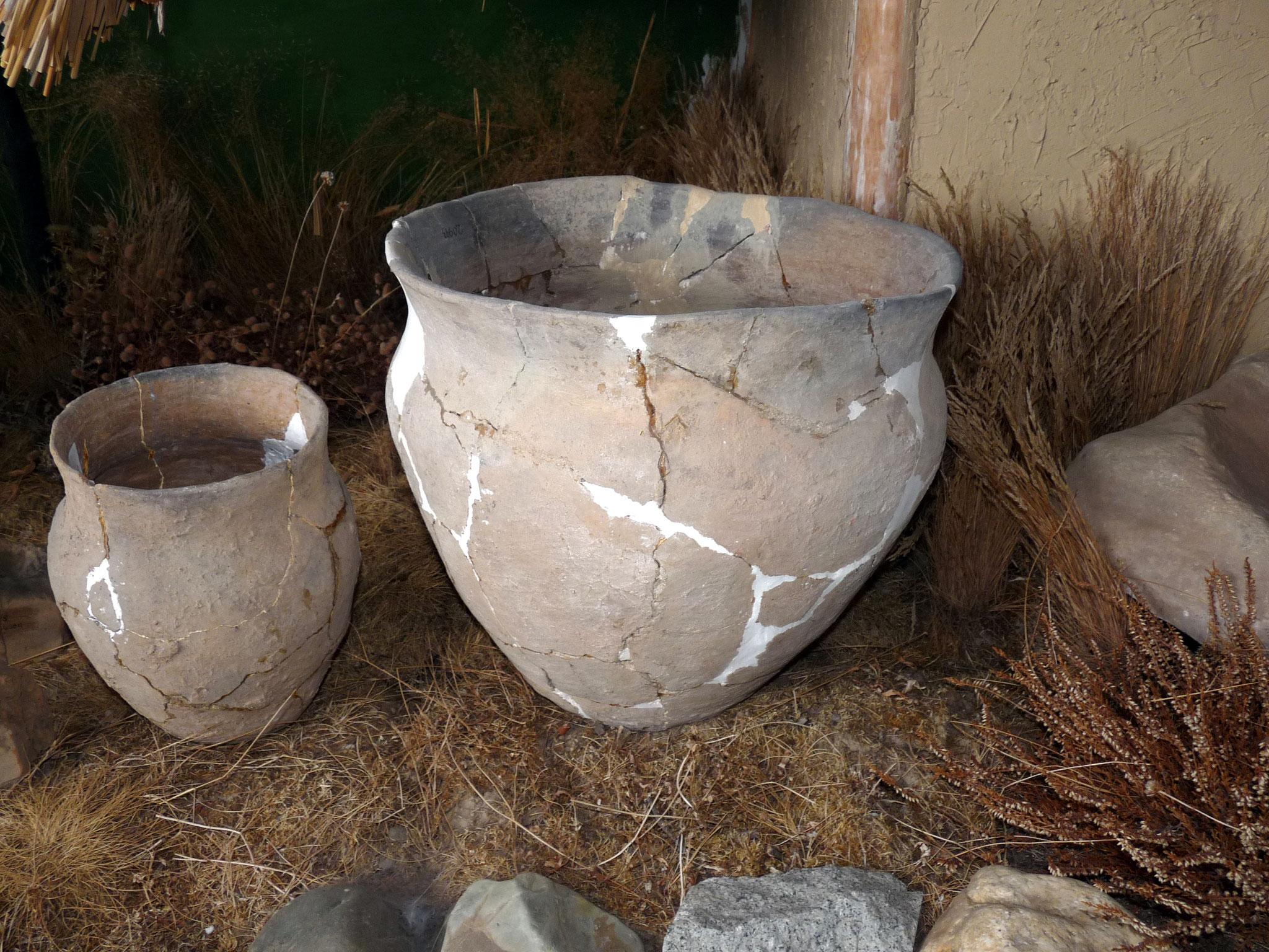 uralte Keramik