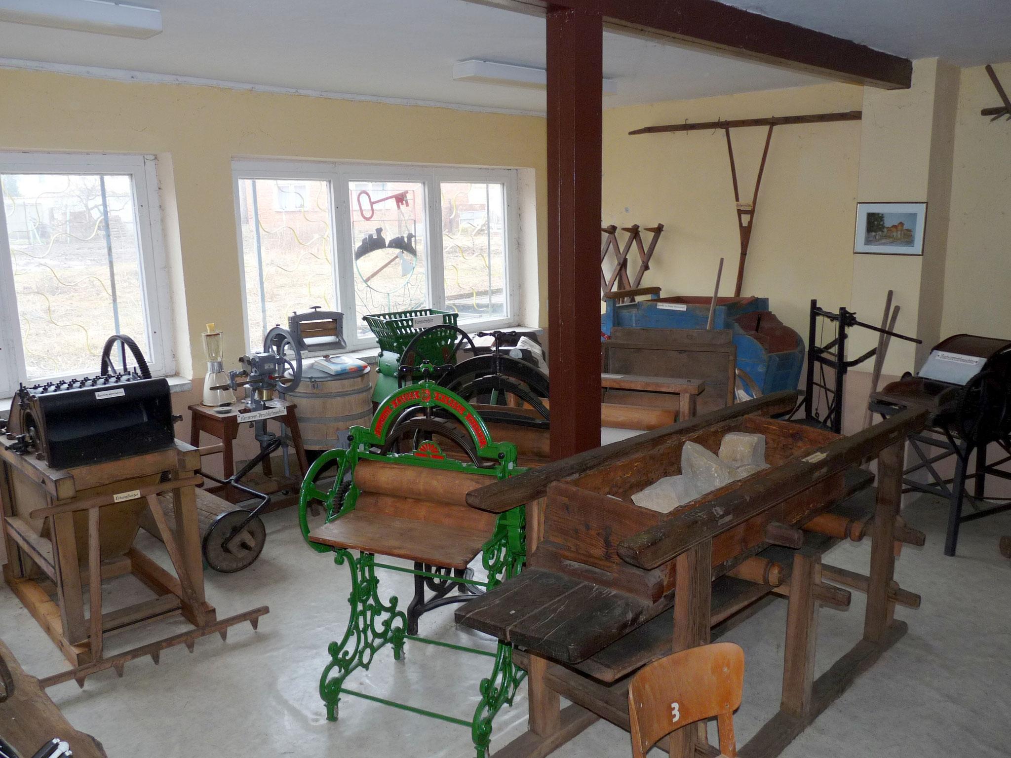 landwirtschaftliche Kleinmaschinen 2