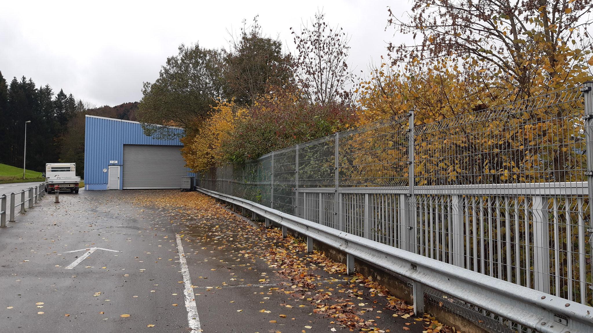 AMG Gontenschwil, Arealunterhalt