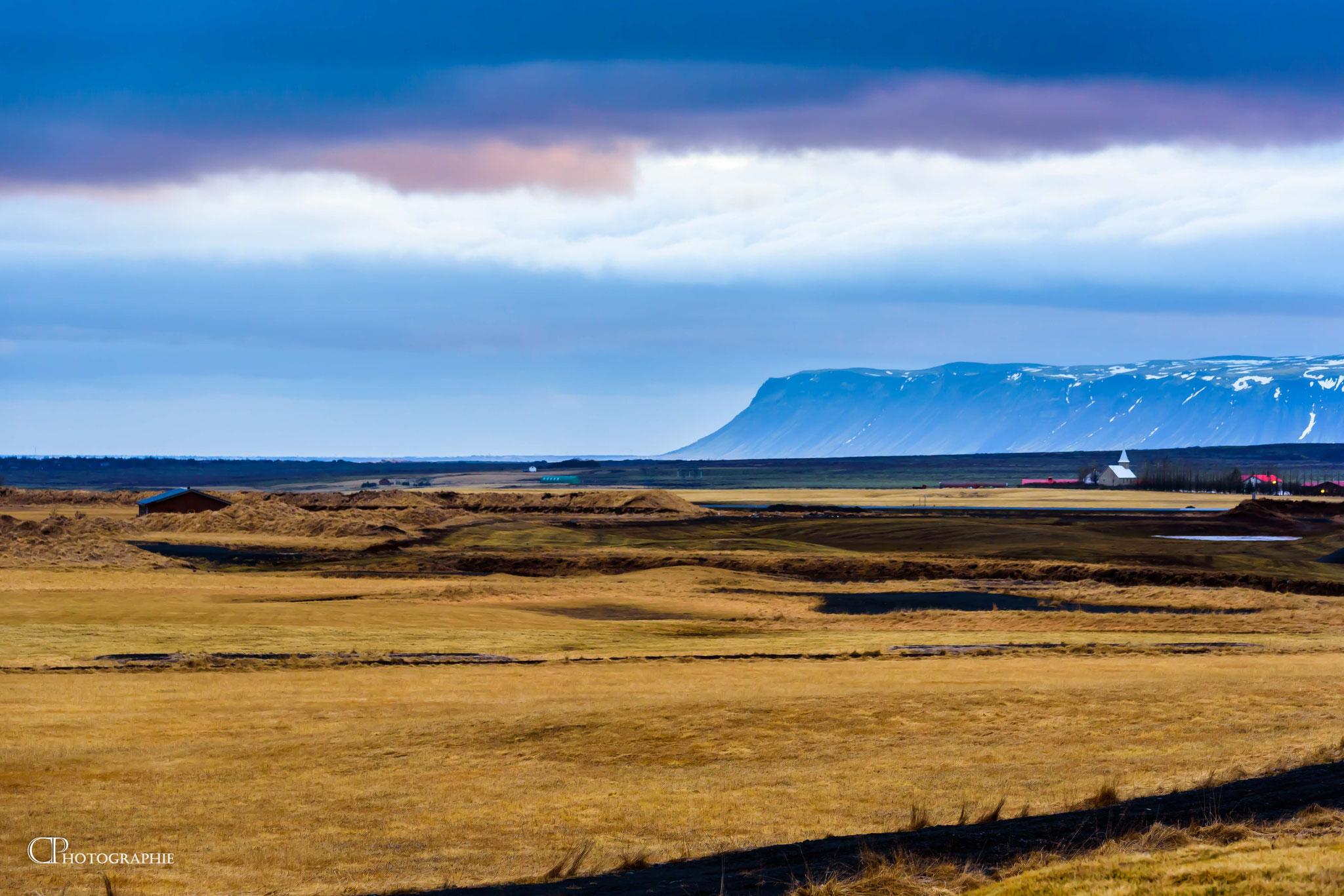 Photo 6 - Lueurs d'un soir en islande