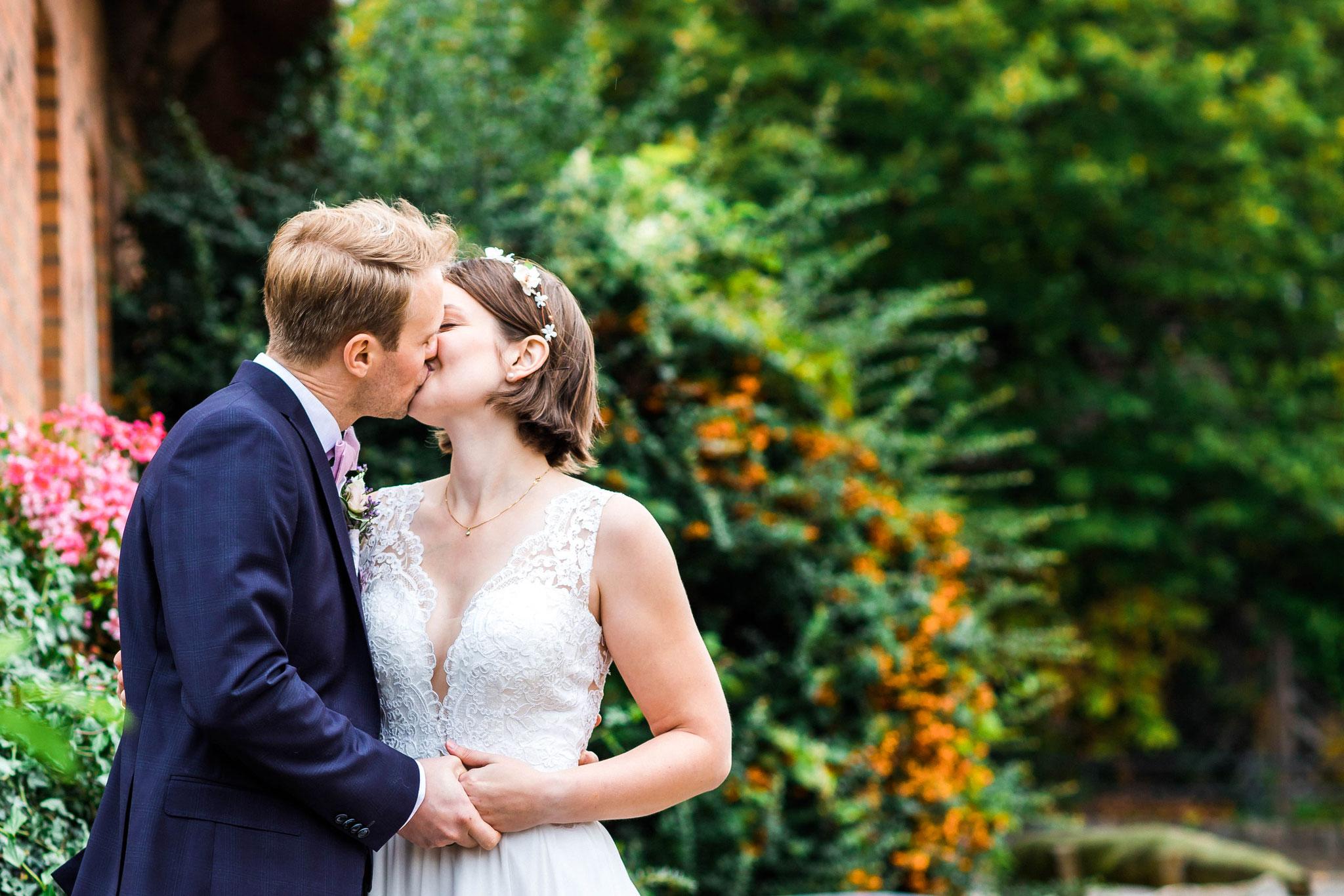 Shooting am Hochzeitstag