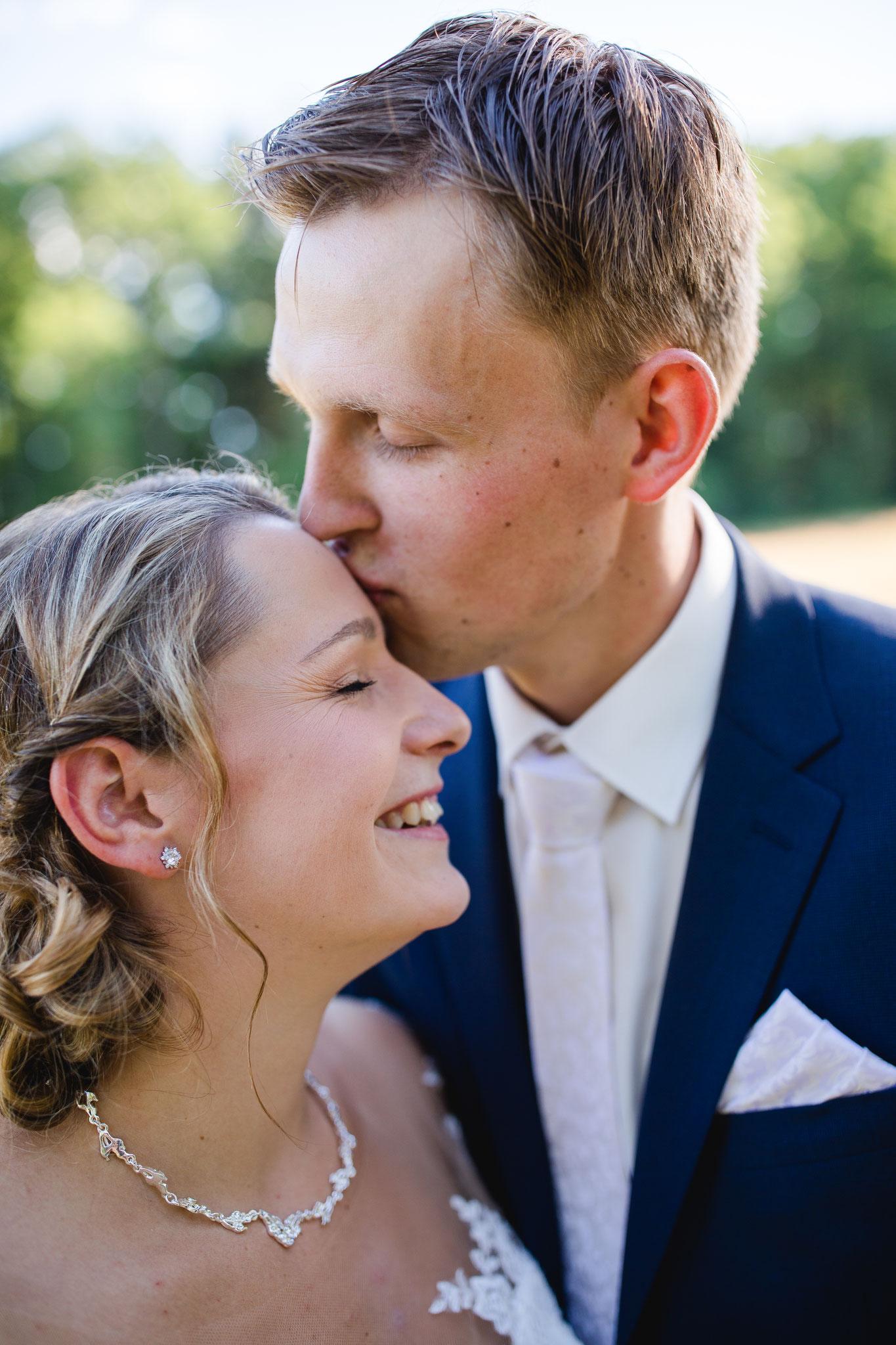 Brautpaar in Neetze