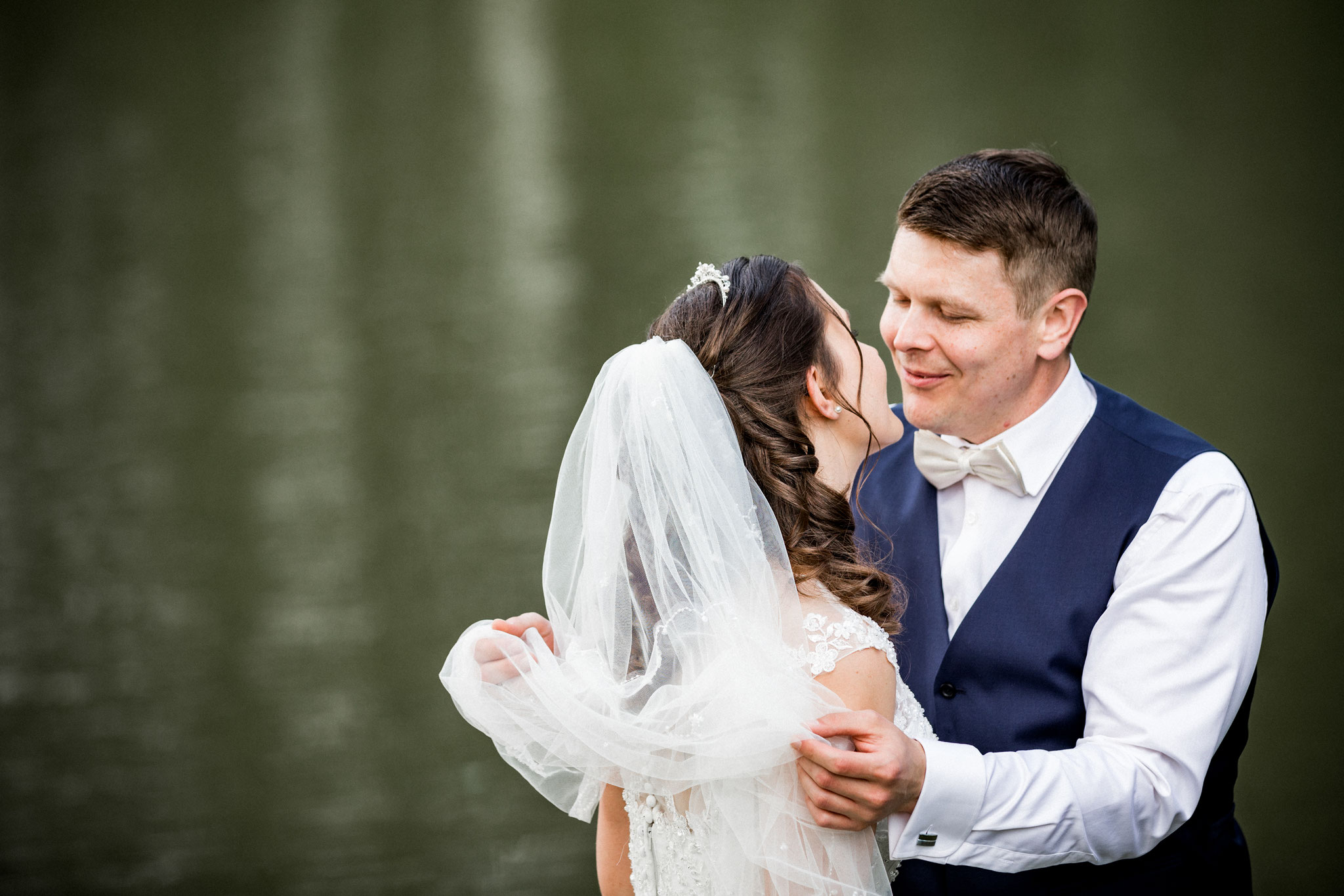 wundervolle Momente Hochzeitsfotograf Niedersachsen