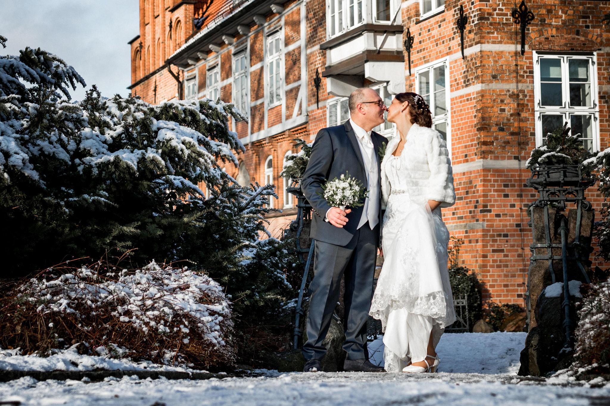 Hochzeit im Schloss Bergedorf Hamburg