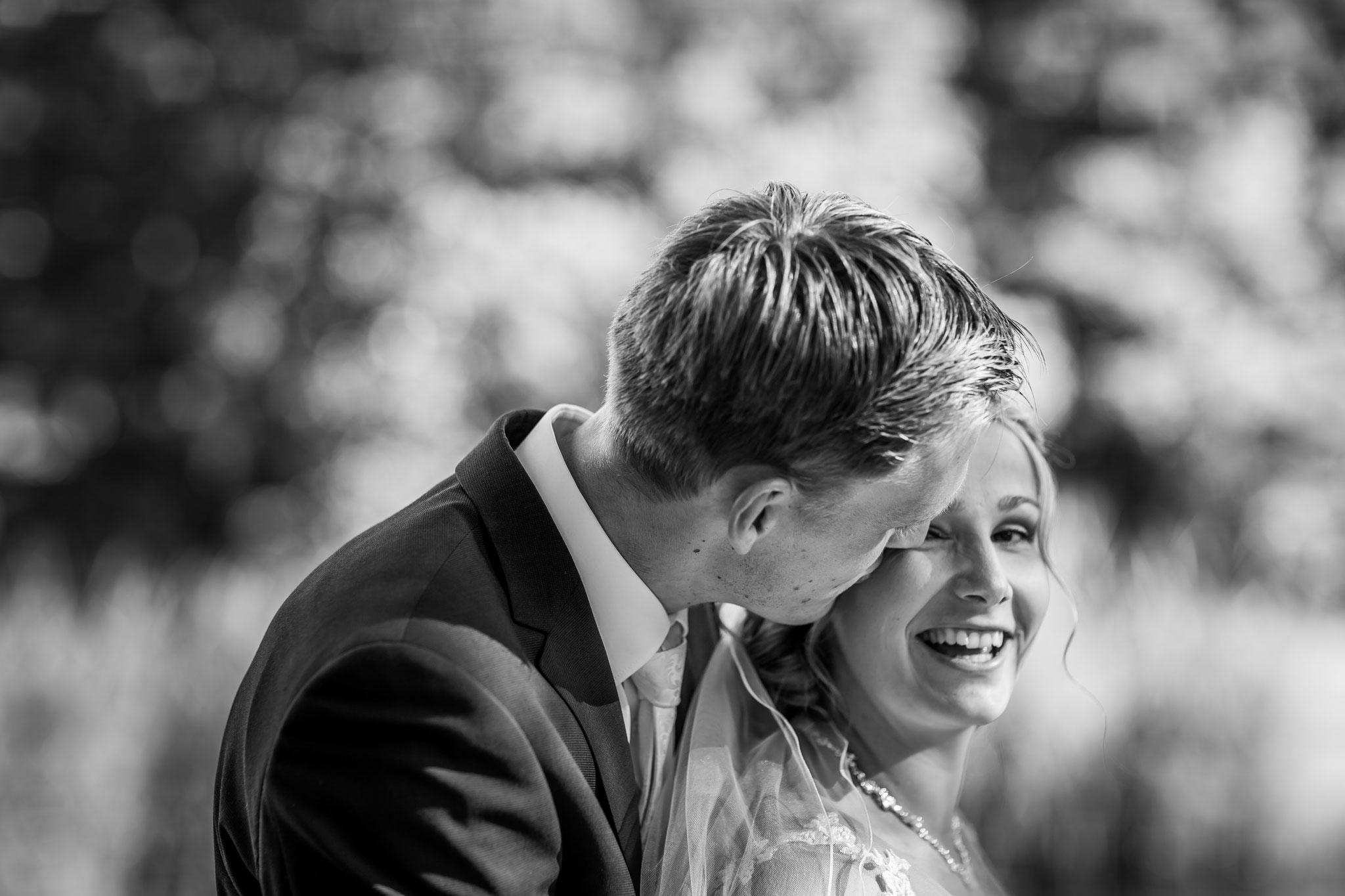 Hochzeitsfoto vom Paarshooting in Neetze