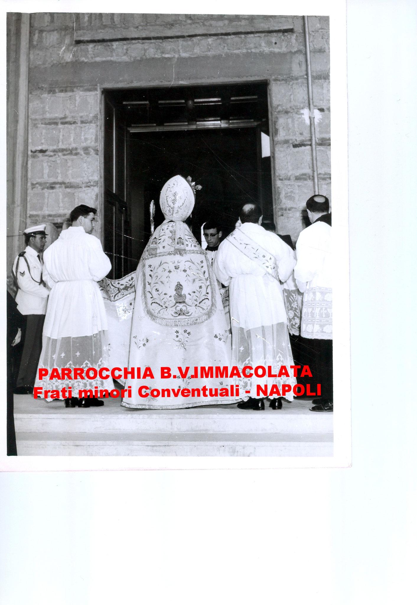 Inaugurazione del, Chiesa