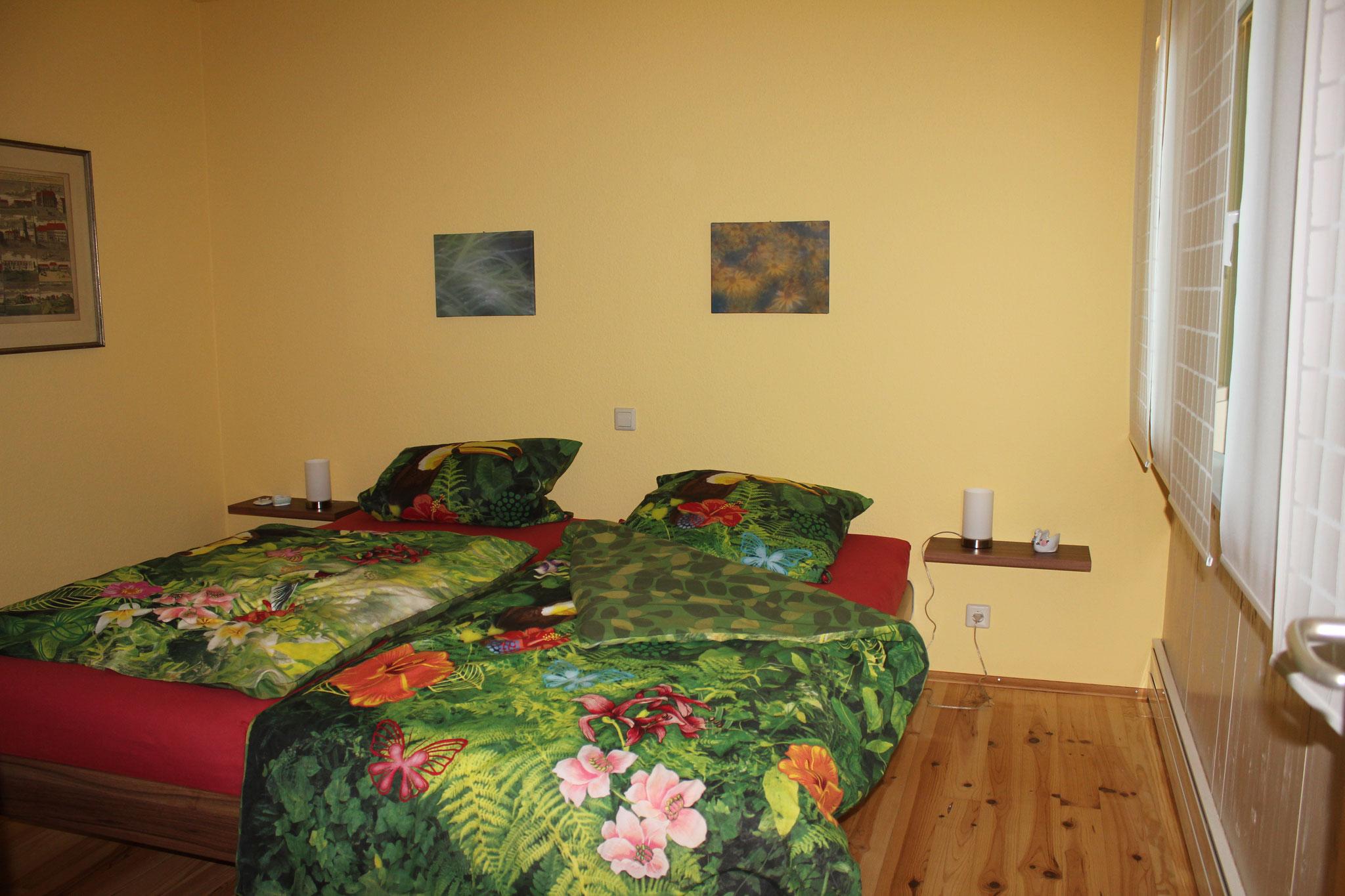 Doppelbett (Kingsize)/ Double bed