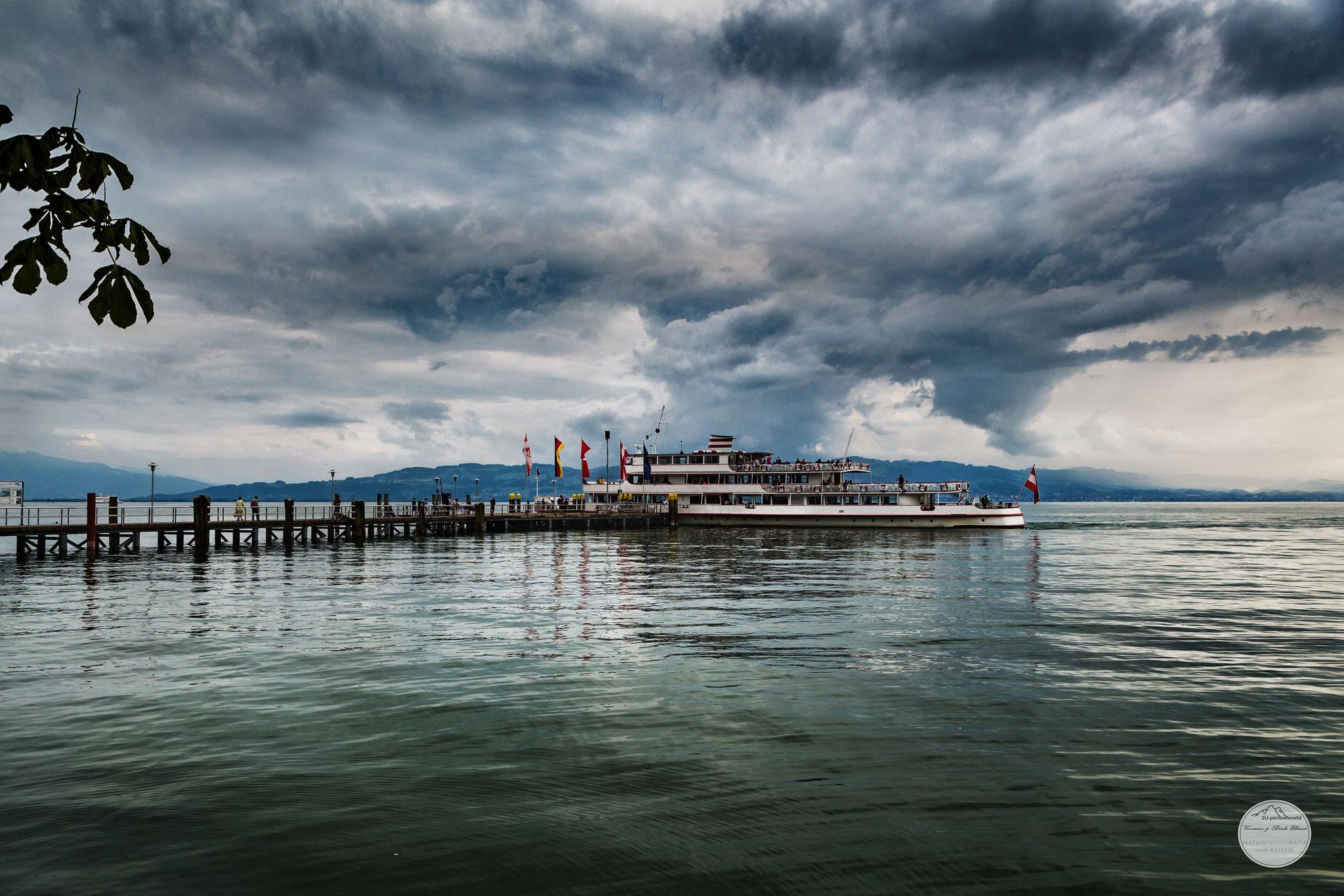 Bild: Bodensee, Kressbronn